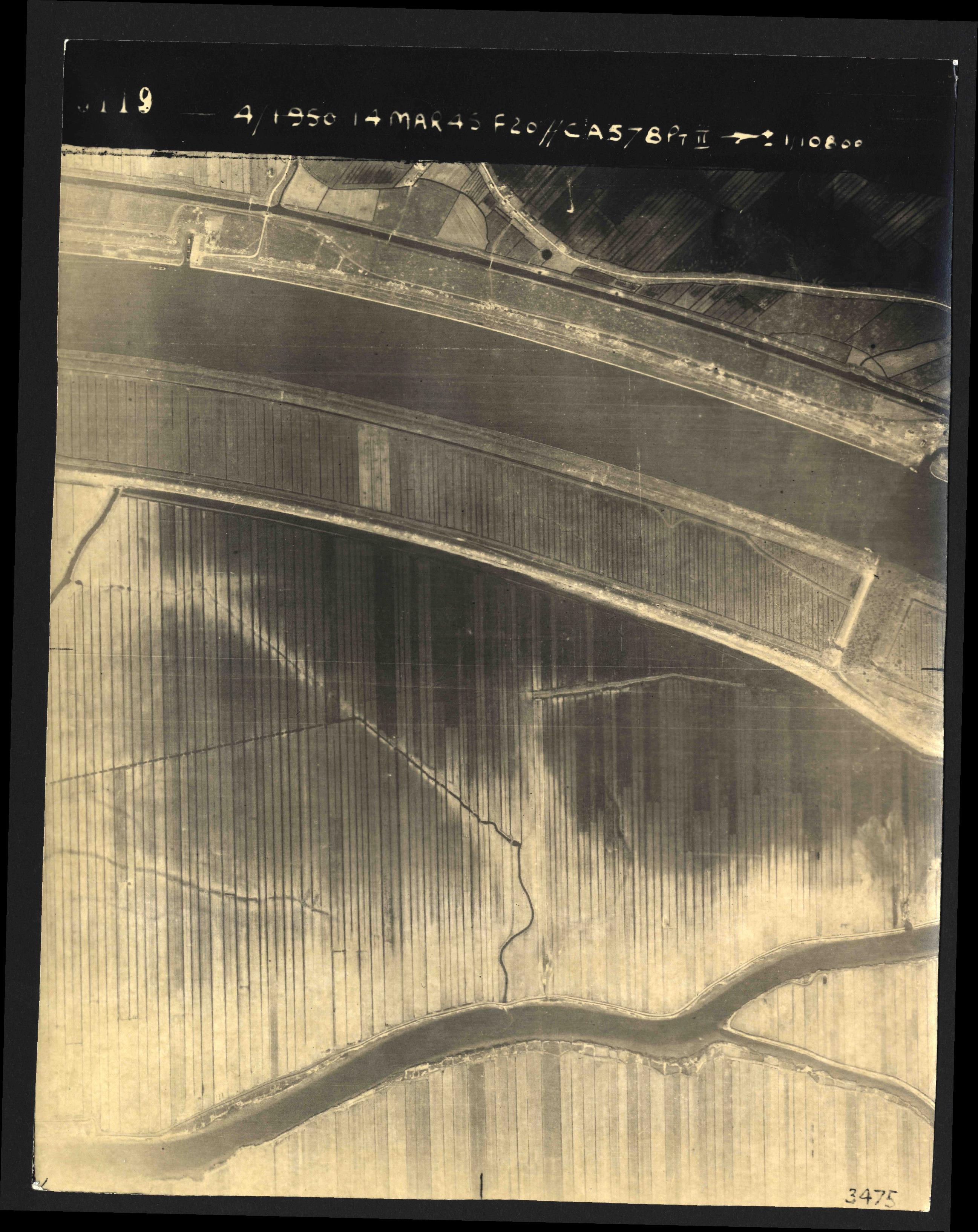 Collection RAF aerial photos 1940-1945 - flight 010, run 09, photo 3119