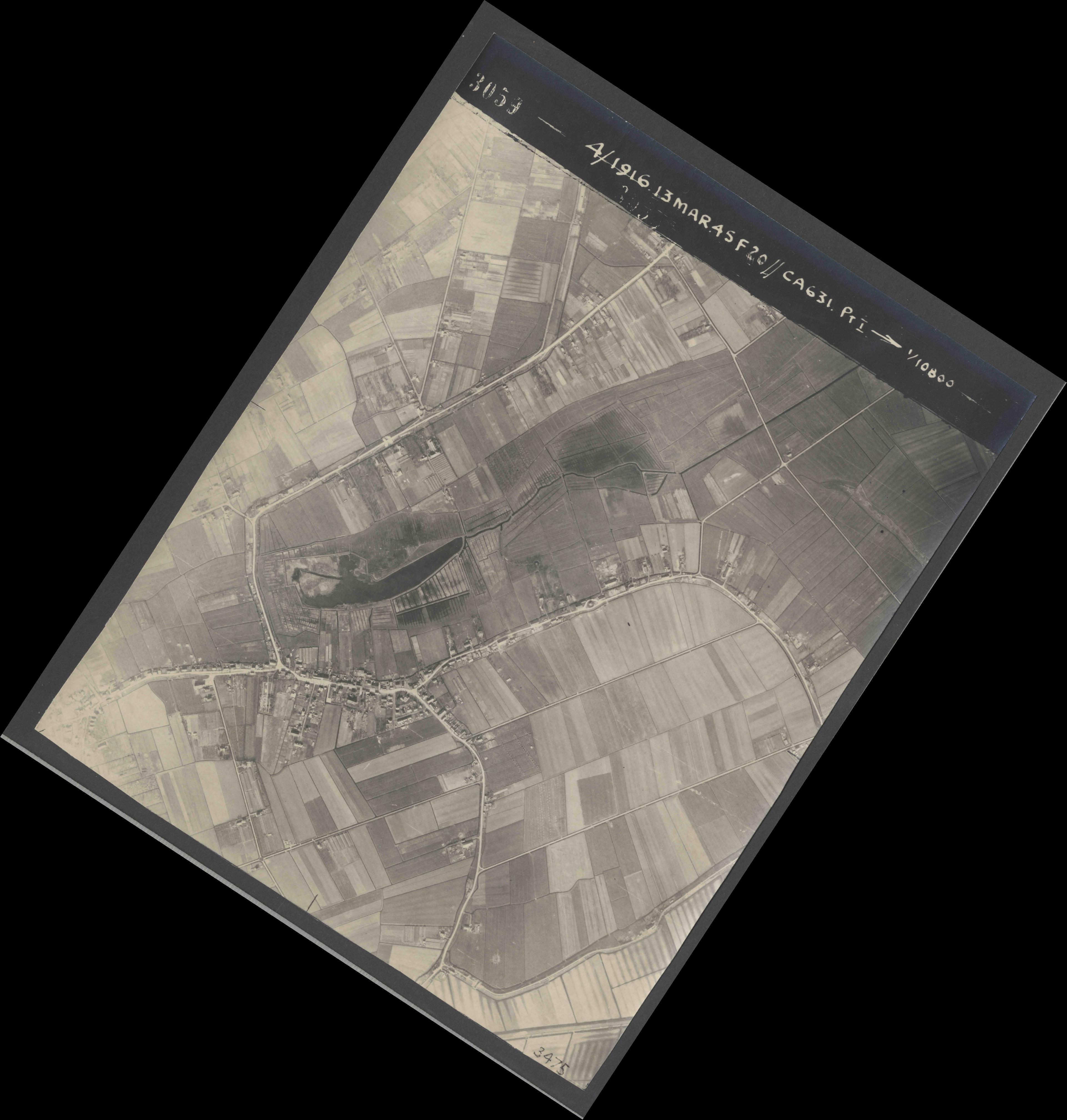 Collection RAF aerial photos 1940-1945 - flight 085, run 01, photo 3059