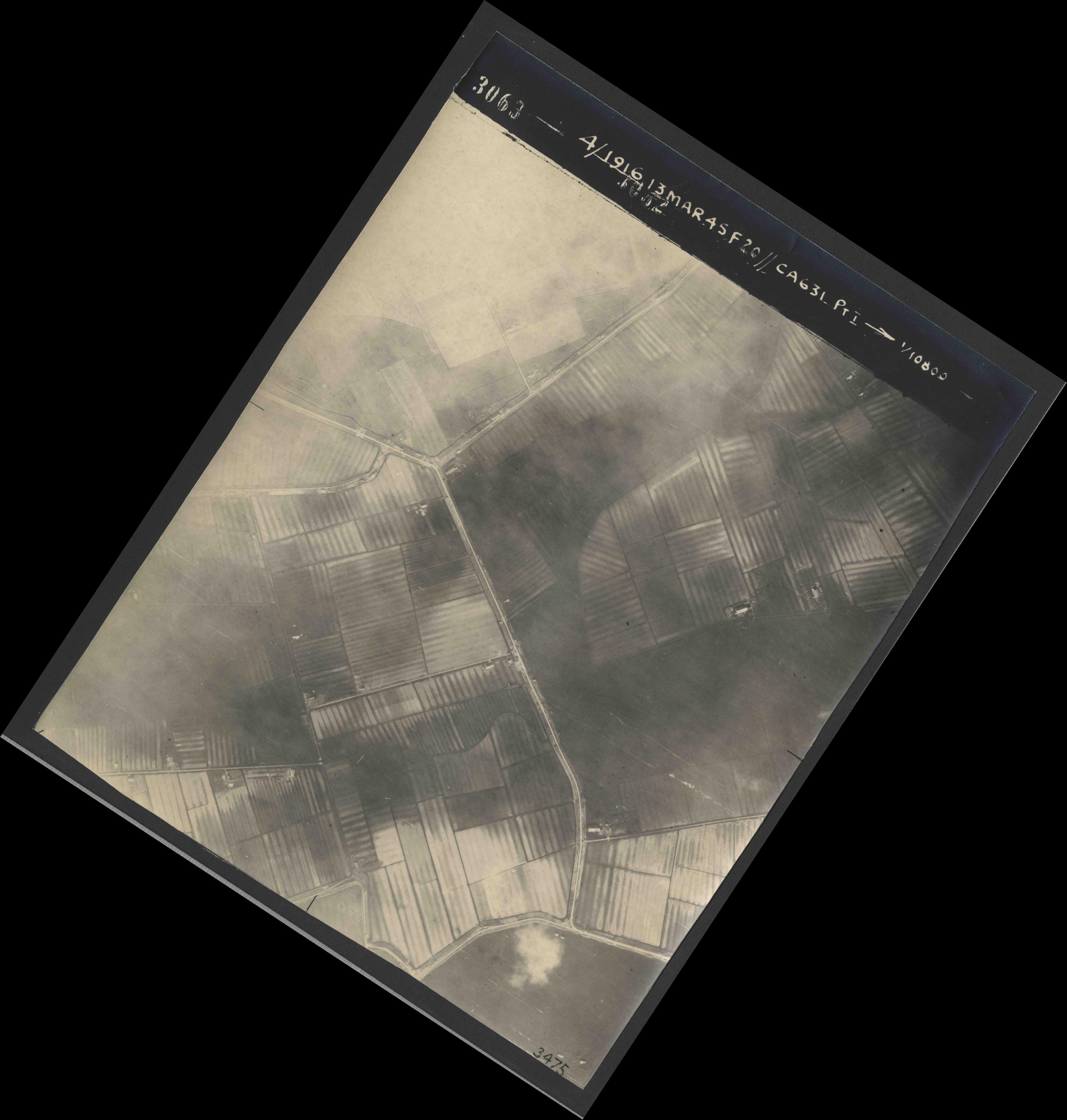 Collection RAF aerial photos 1940-1945 - flight 085, run 01, photo 3063