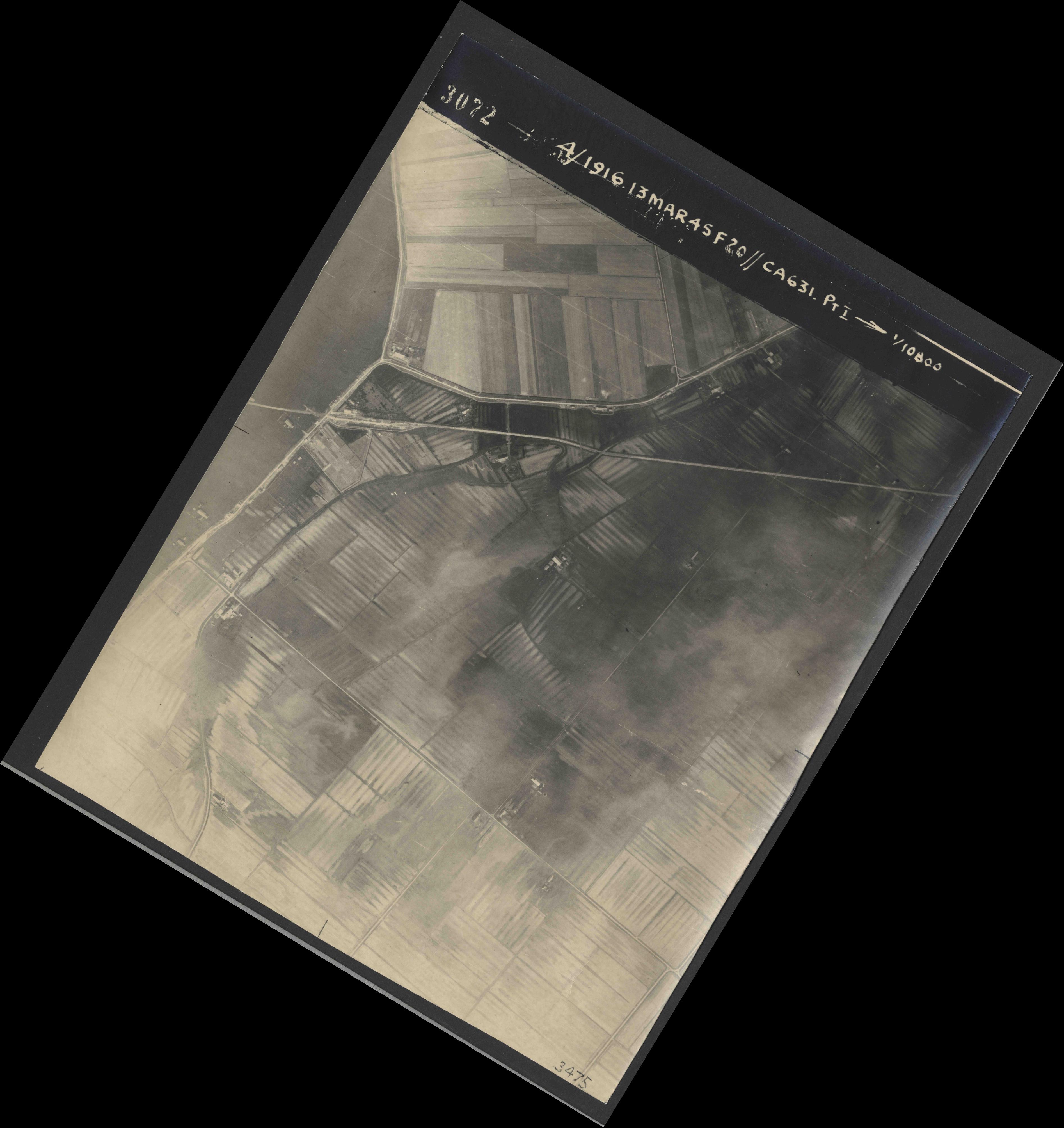 Collection RAF aerial photos 1940-1945 - flight 085, run 01, photo 3072