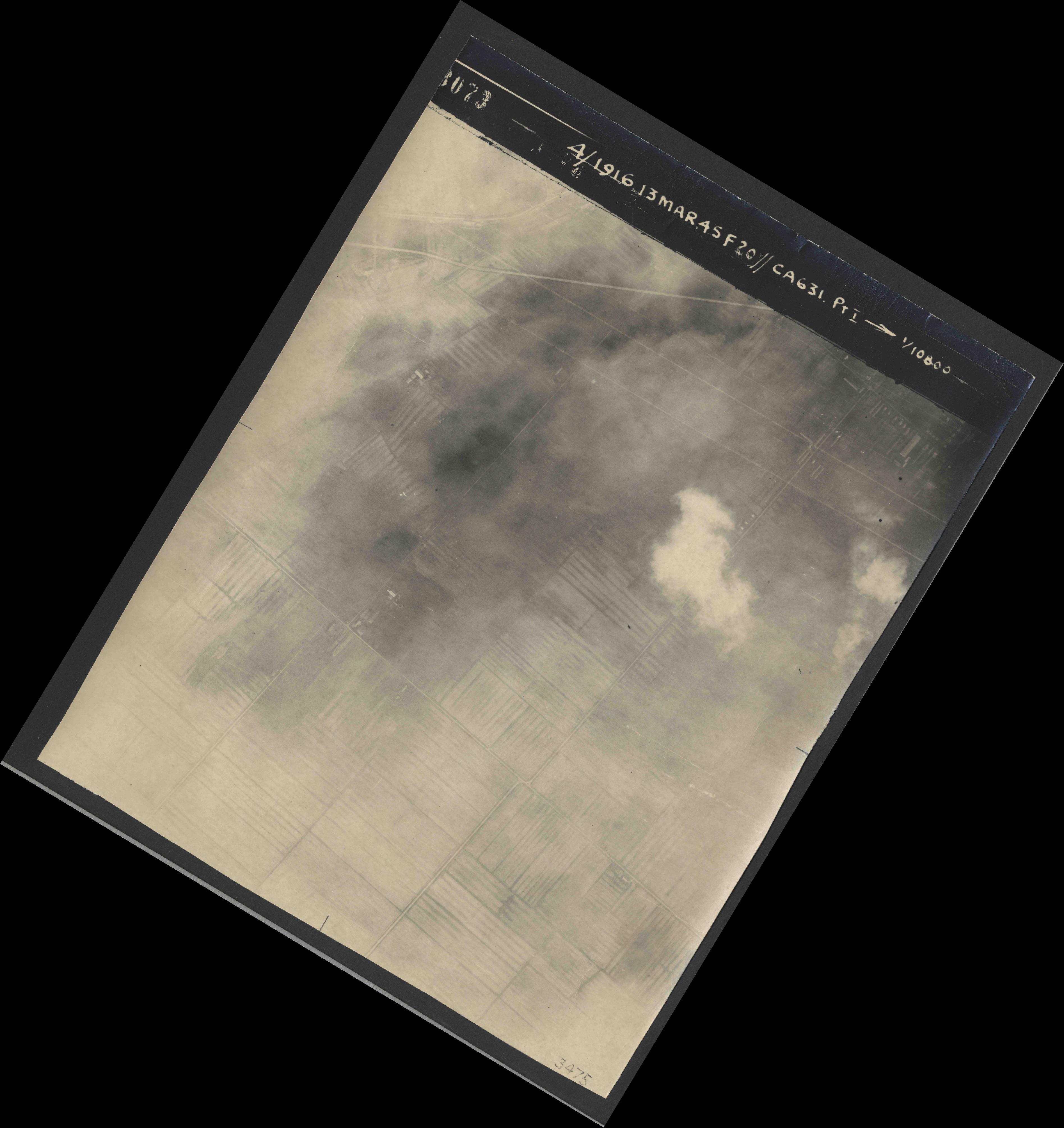 Collection RAF aerial photos 1940-1945 - flight 085, run 01, photo 3073