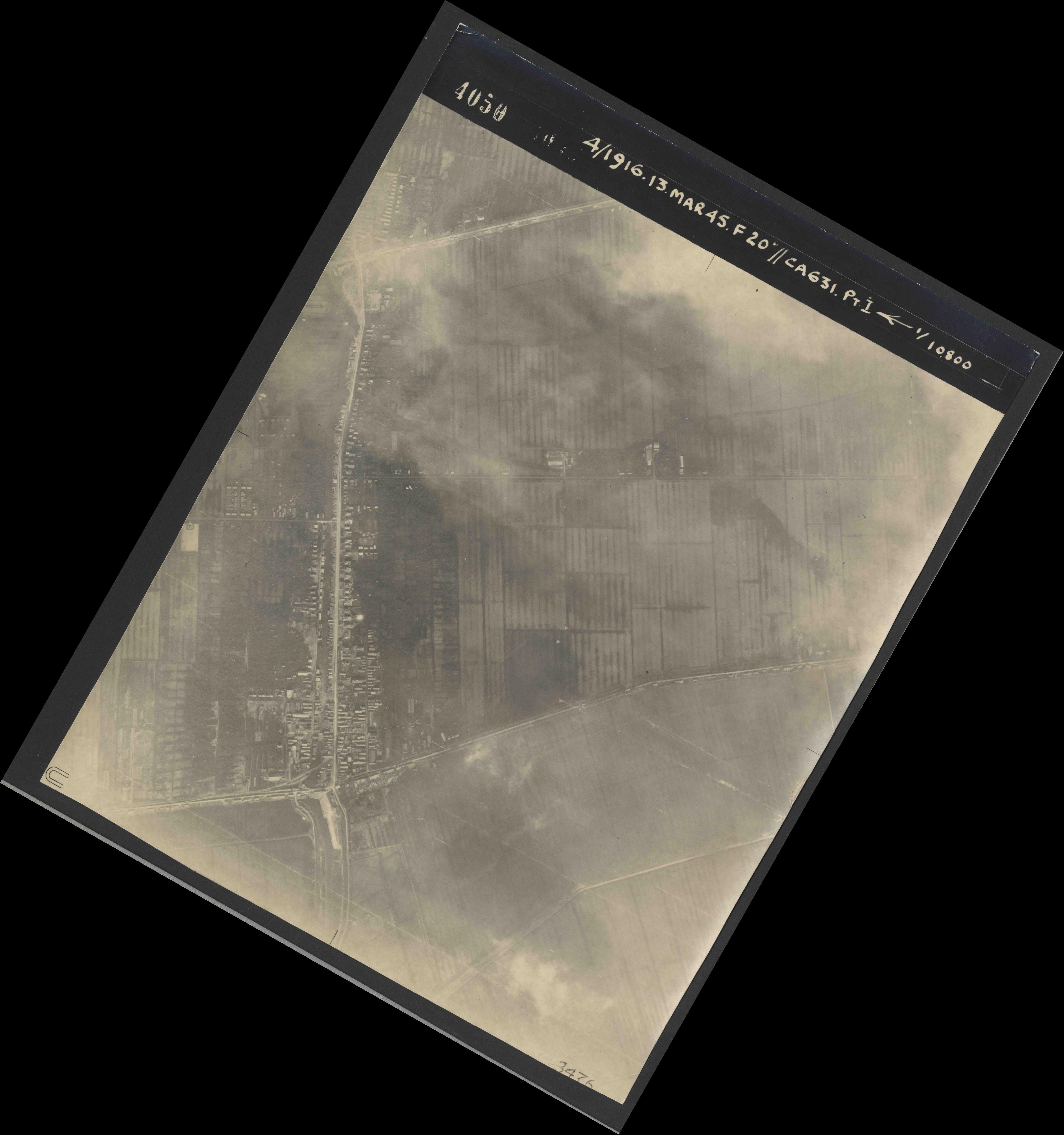 Collection RAF aerial photos 1940-1945 - flight 085, run 02, photo 4050