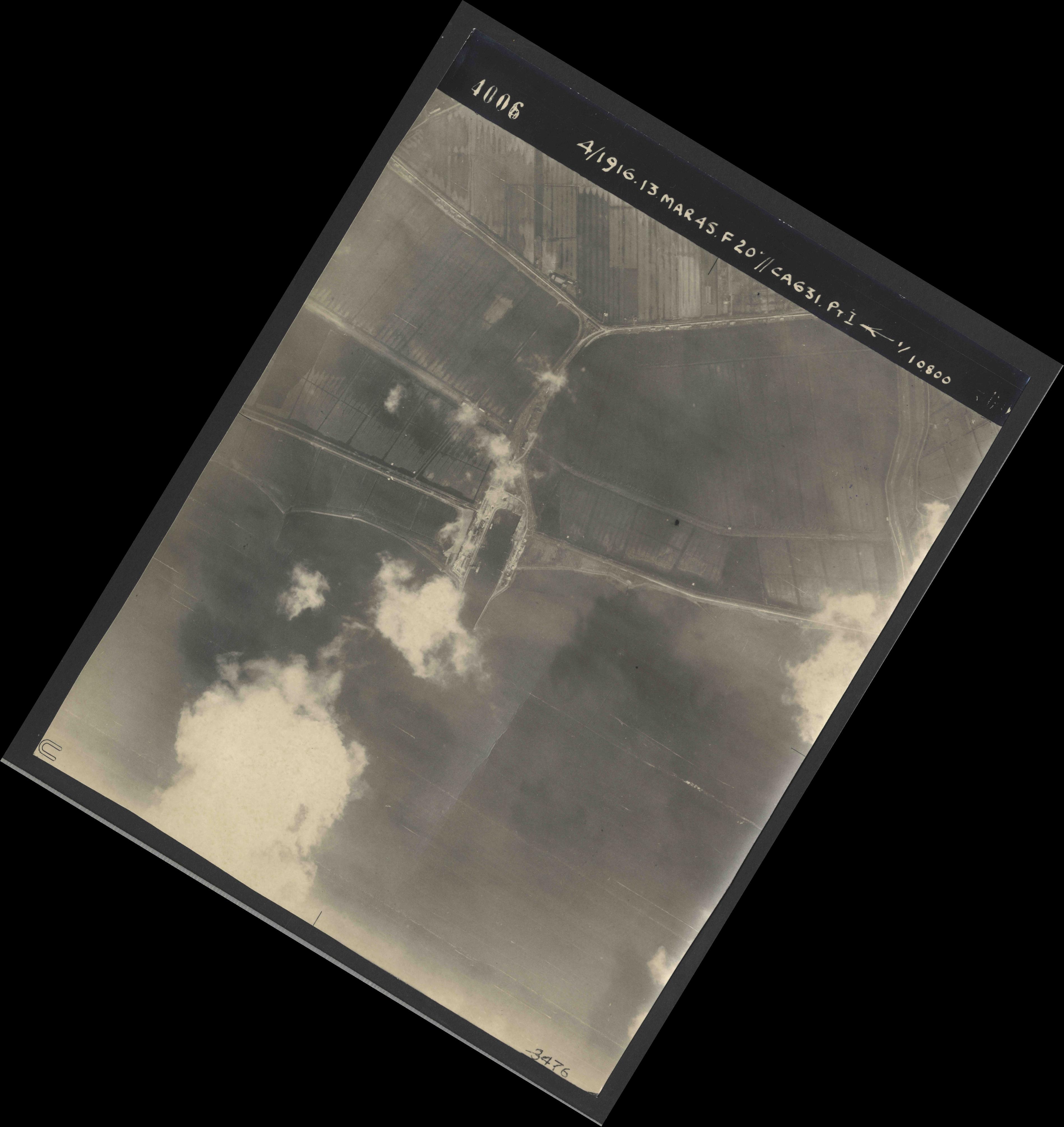Collection RAF aerial photos 1940-1945 - flight 085, run 03, photo 4006