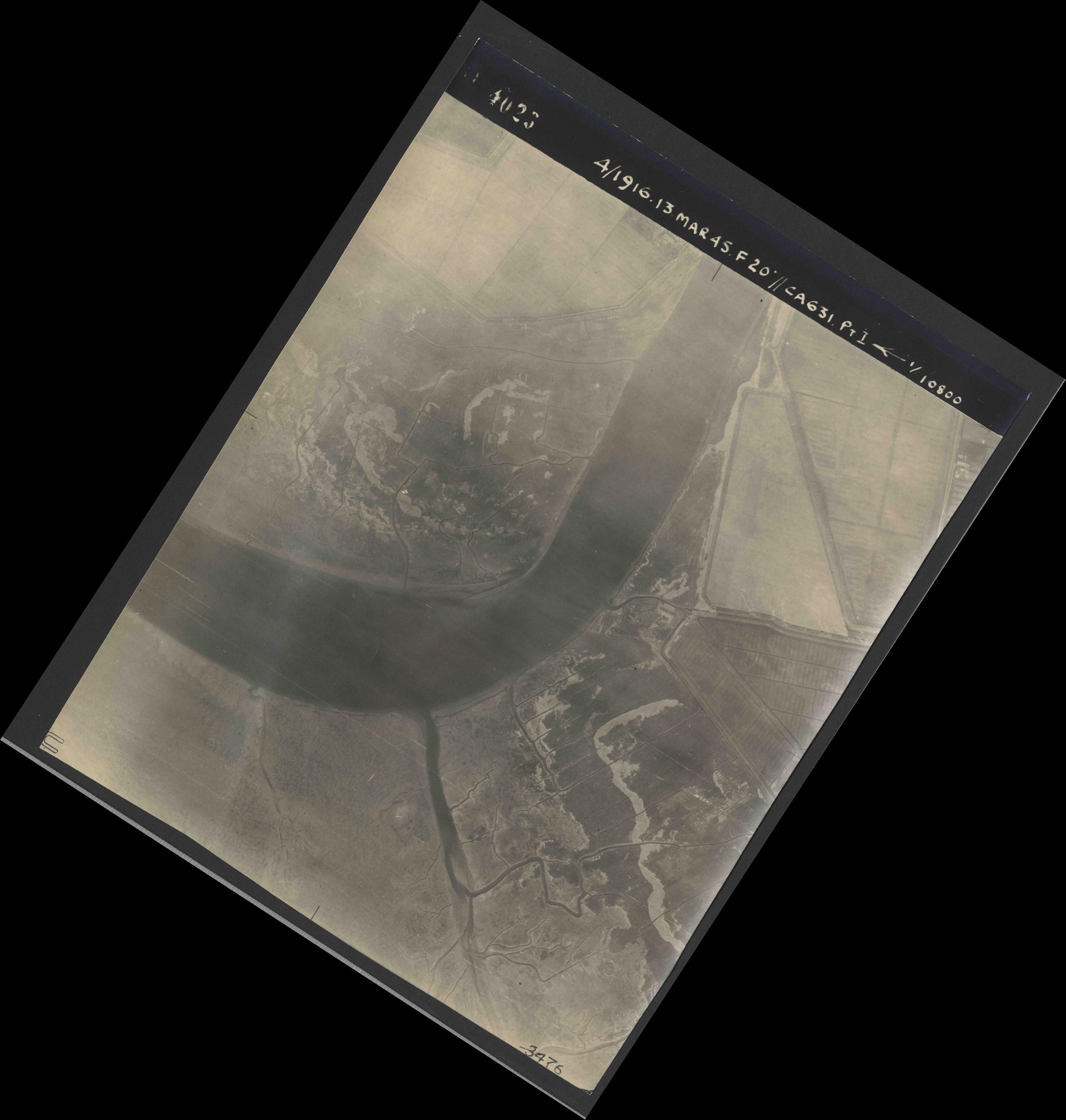 Collection RAF aerial photos 1940-1945 - flight 085, run 03, photo 4023