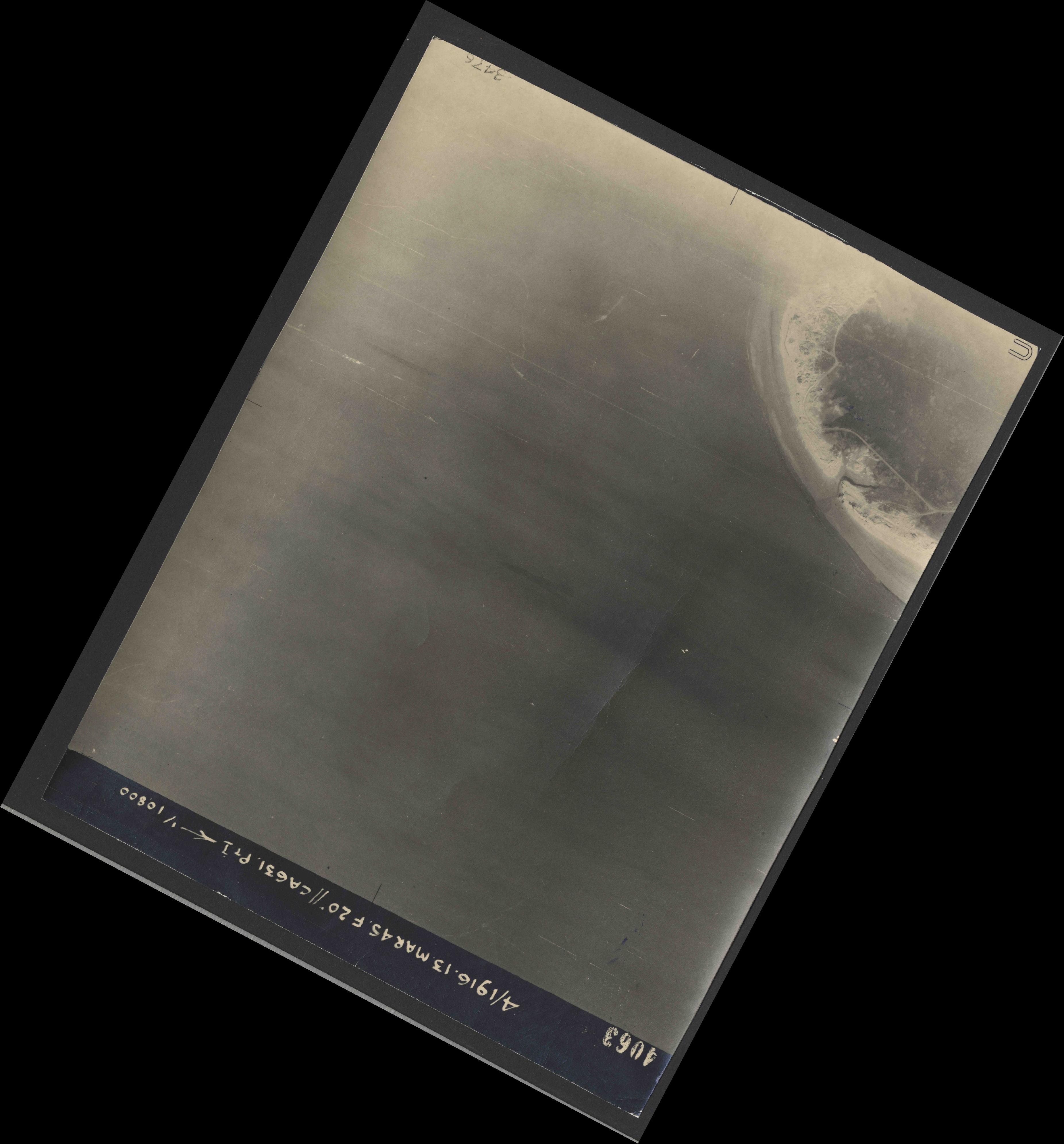 Collection RAF aerial photos 1940-1945 - flight 085, run 04, photo 4063