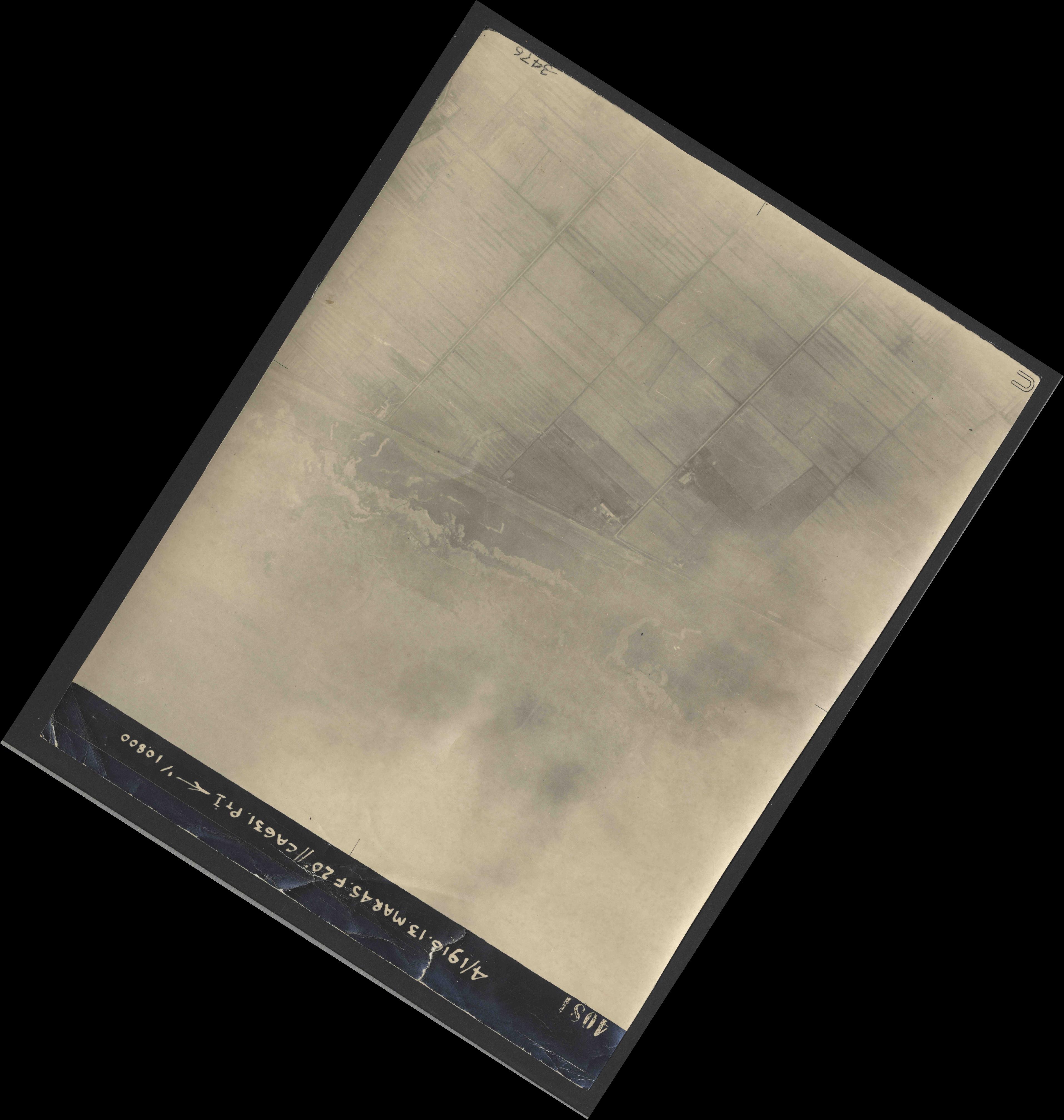 Collection RAF aerial photos 1940-1945 - flight 085, run 04, photo 4081