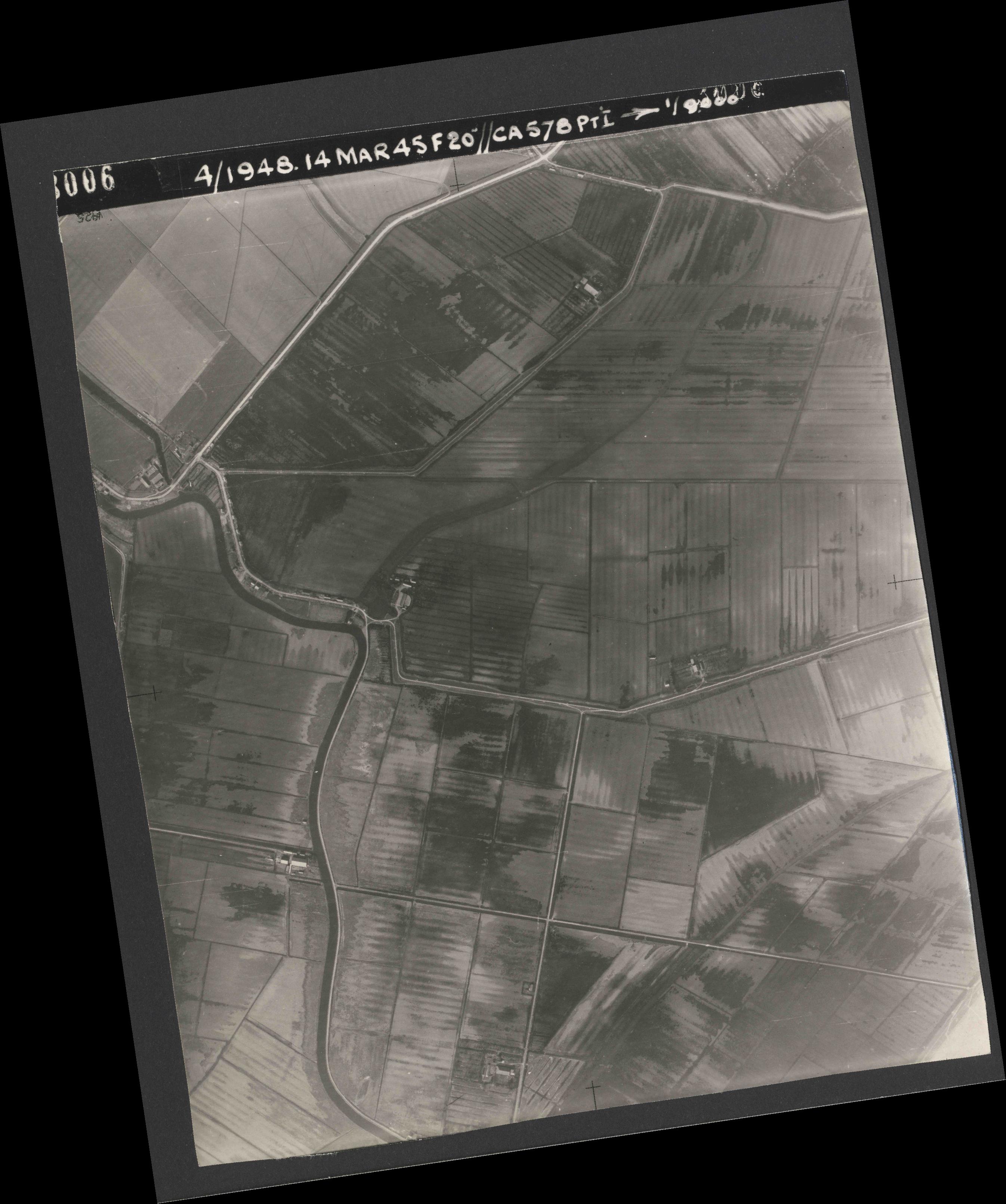 Collection RAF aerial photos 1940-1945 - flight 095, run 03, photo 3006
