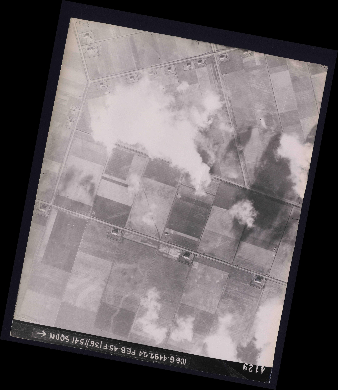 Collection RAF aerial photos 1940-1945 - flight 112, run 12, photo 4129