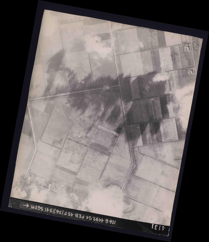 Collection RAF aerial photos 1940-1945 - flight 112, run 12, photo 4131