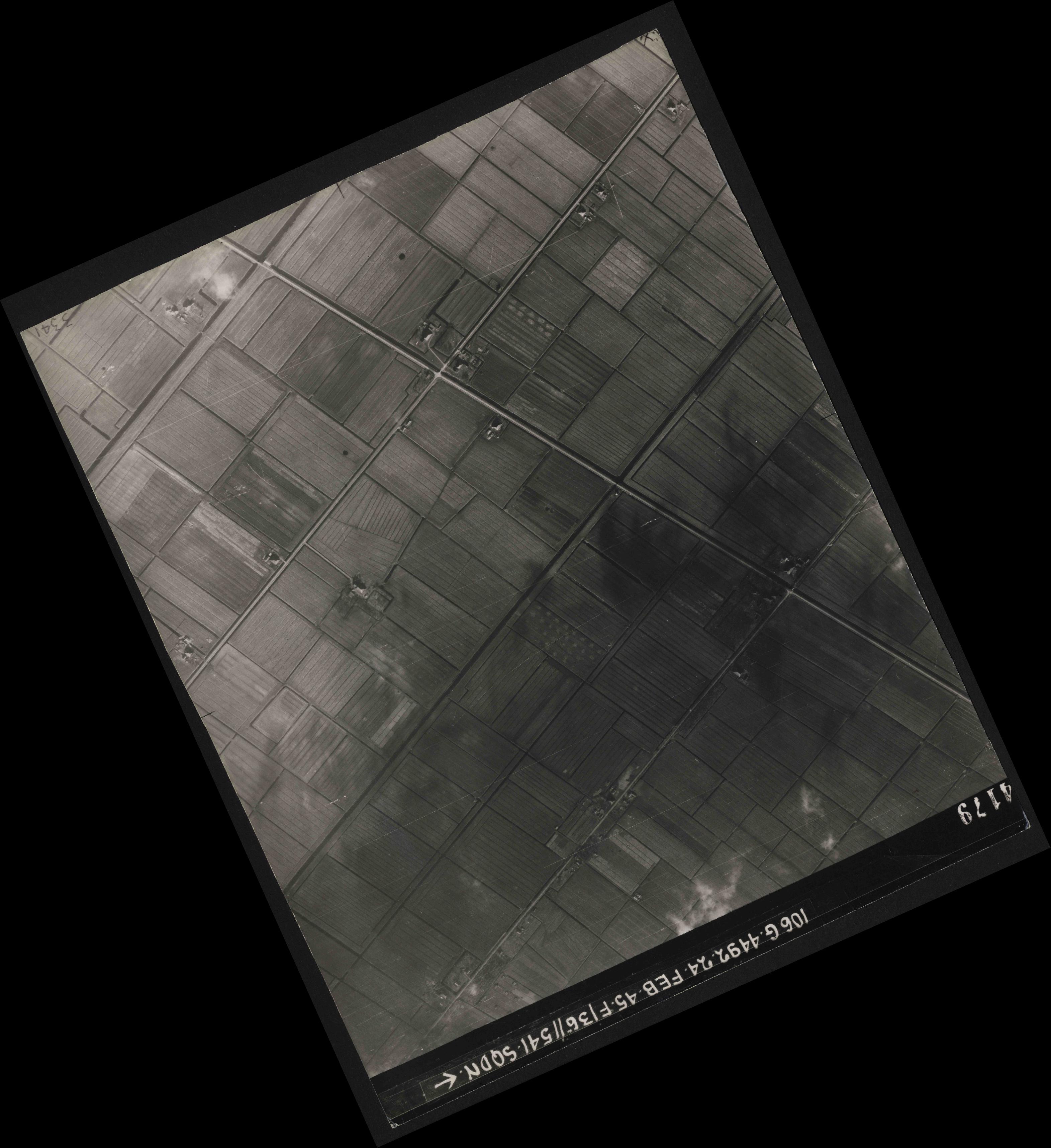 Collection RAF aerial photos 1940-1945 - flight 112, run 14, photo 4179