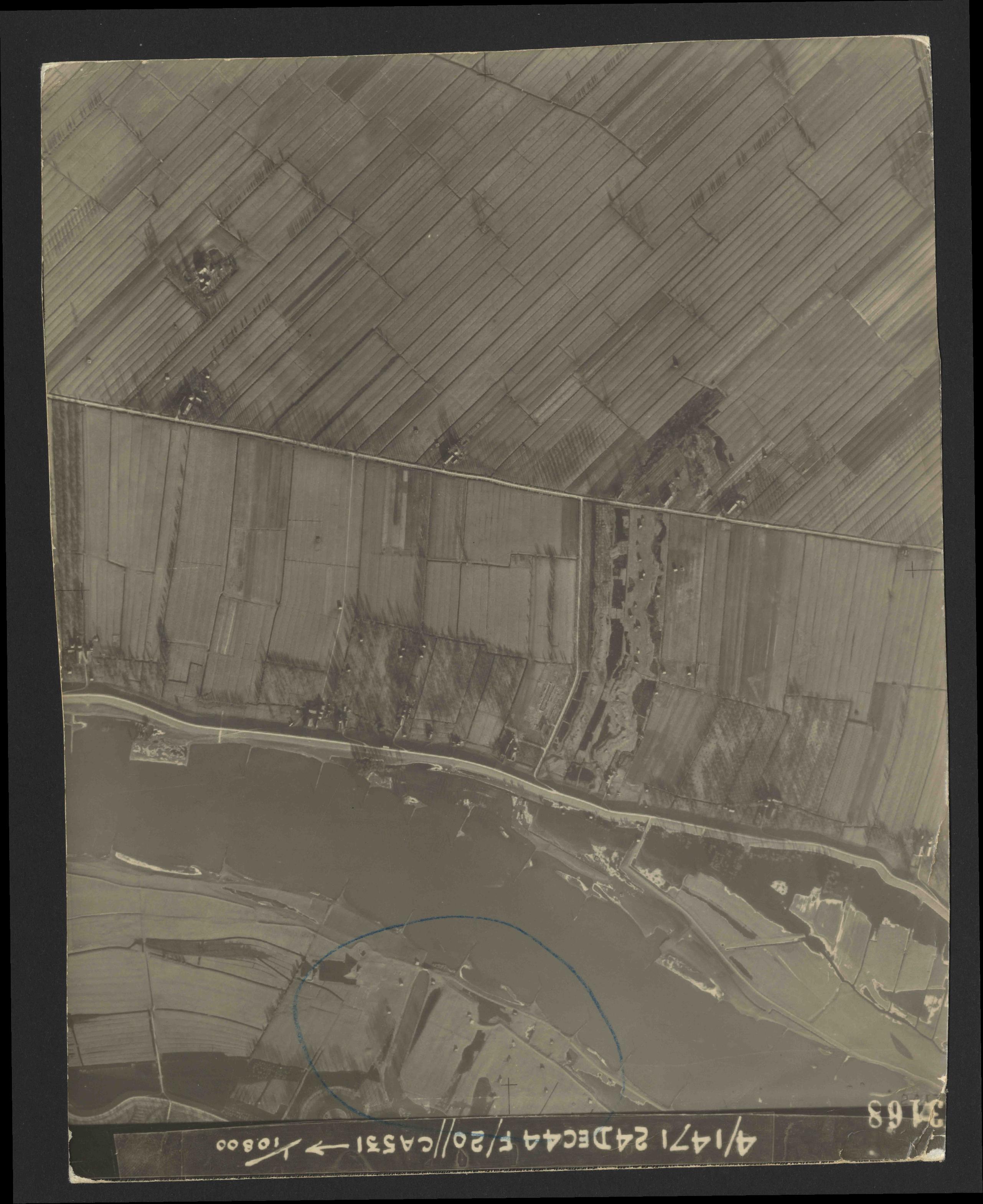 Collection RAF aerial photos 1940-1945 - flight 125, run 05, photo 3168