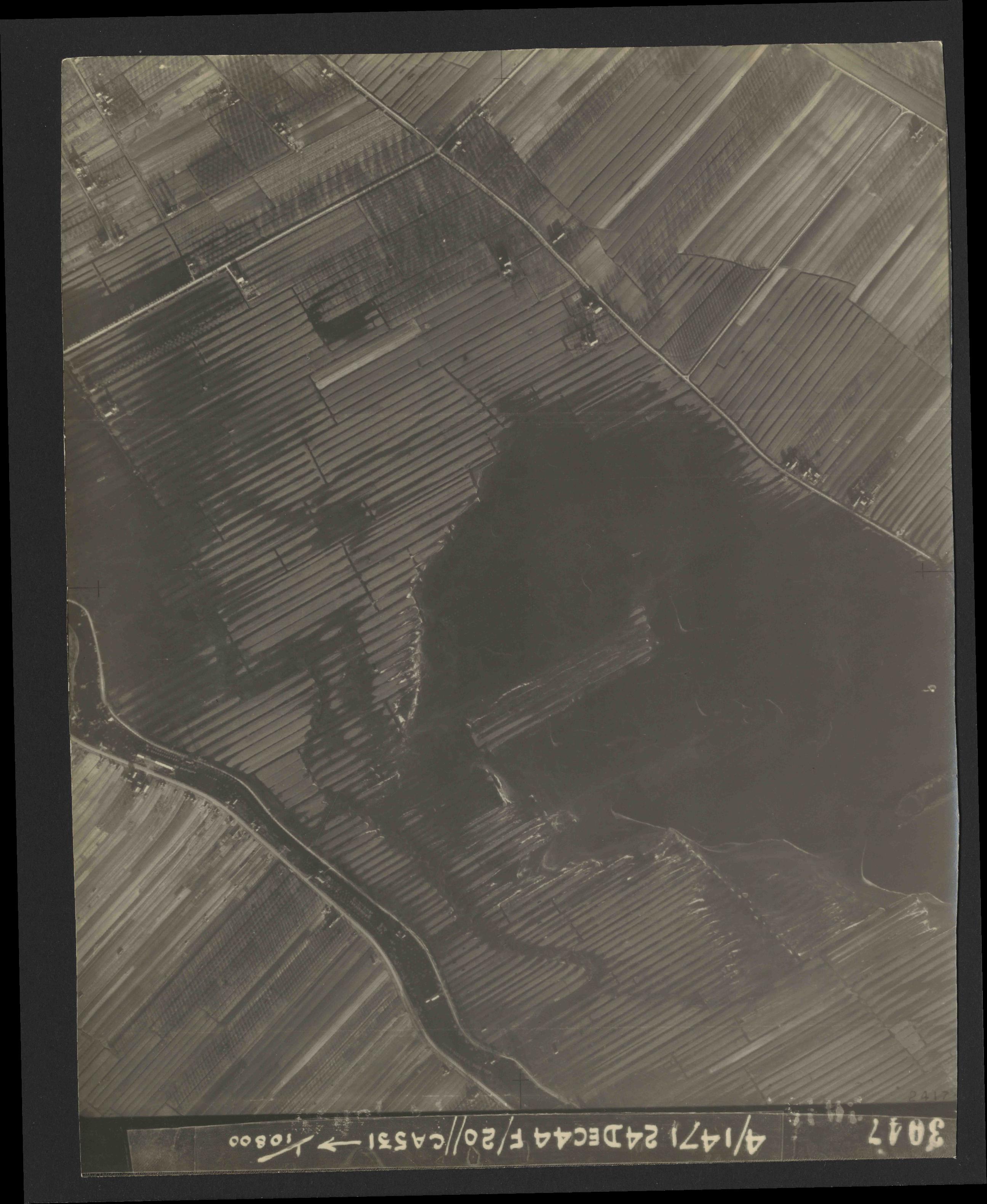 Collection RAF aerial photos 1940-1945 - flight 125, run 06, photo 3047