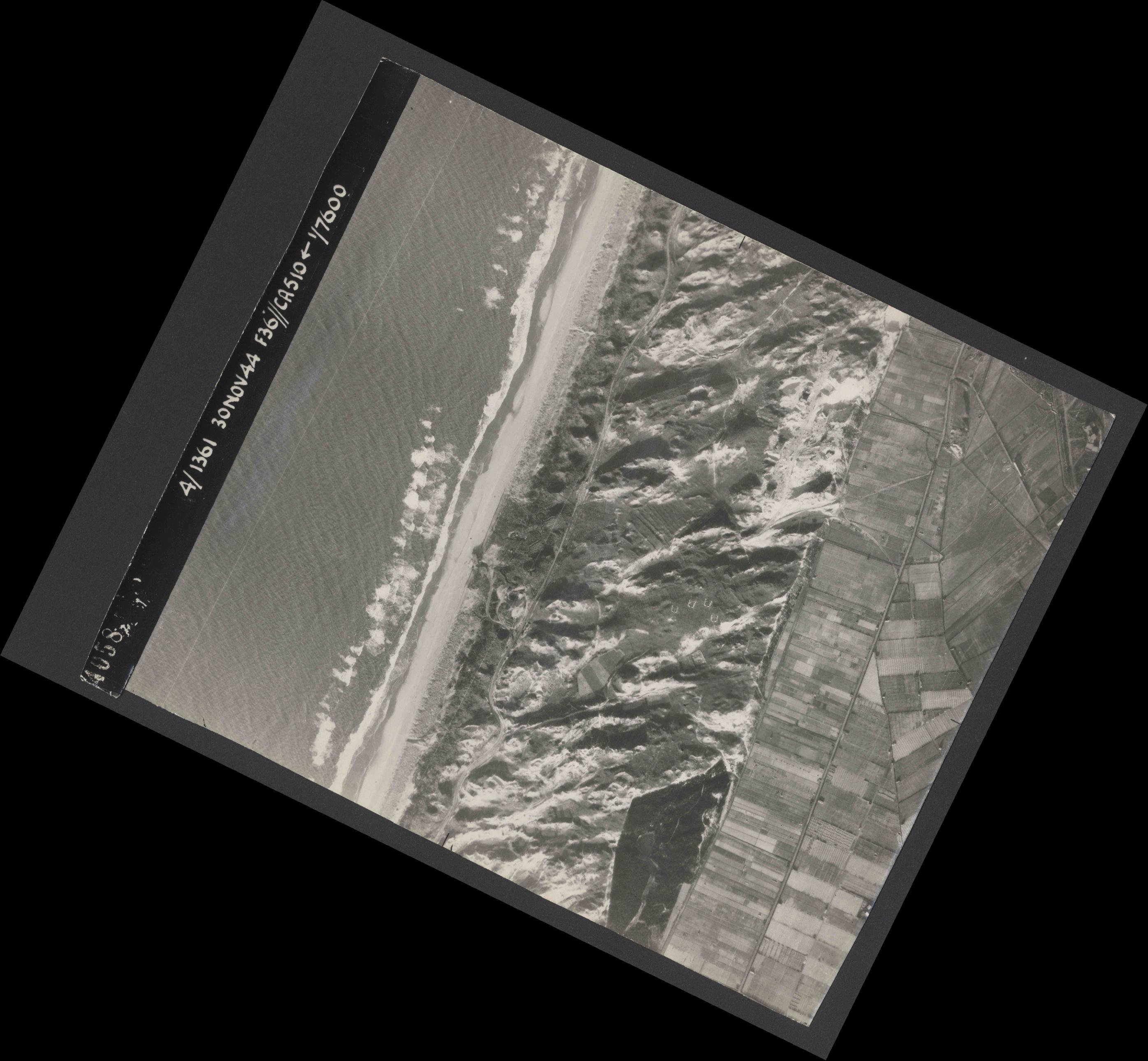 Collection RAF aerial photos 1940-1945 - flight 151, run 01, photo 4058