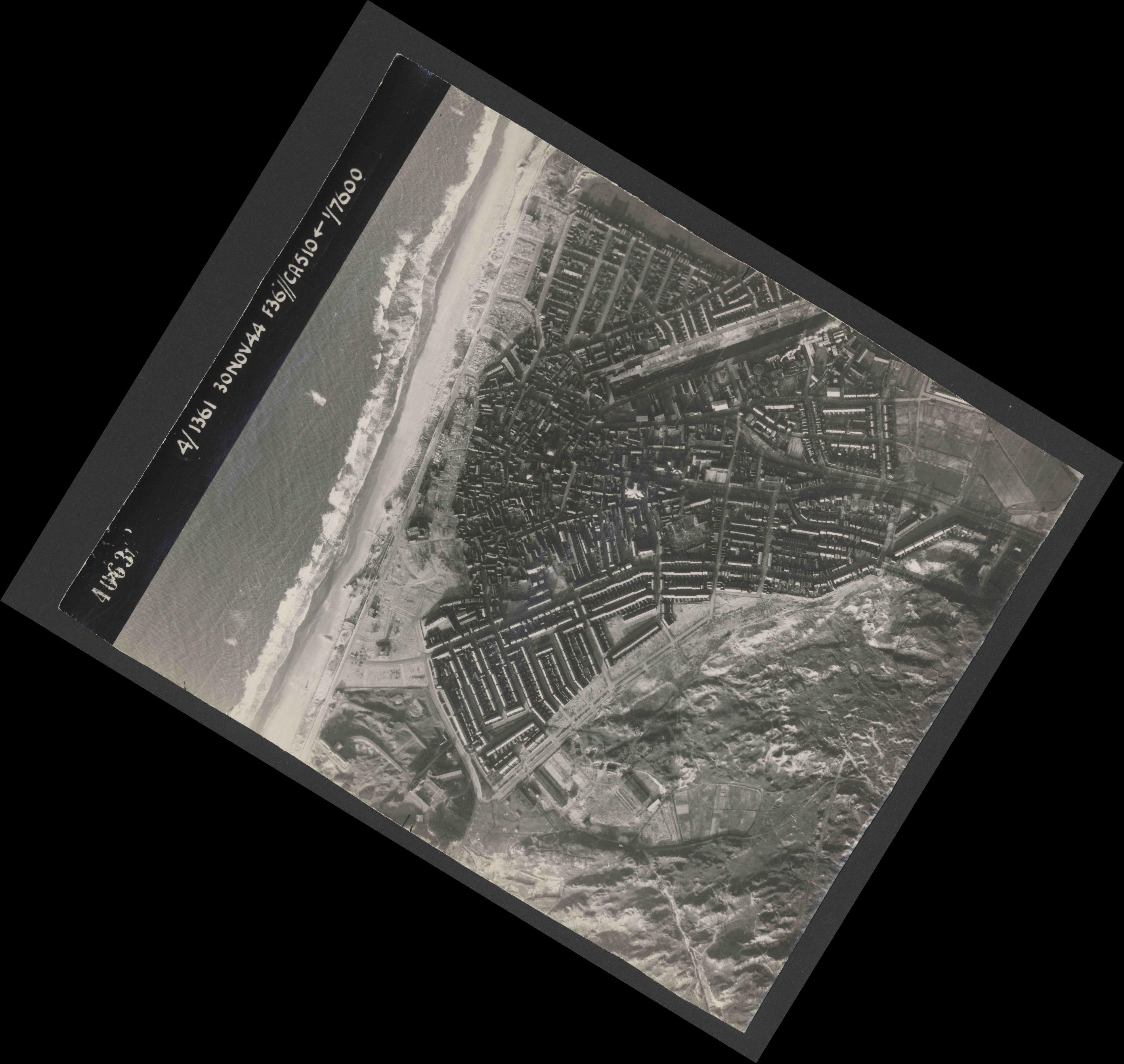 Collection RAF aerial photos 1940-1945 - flight 151, run 01, photo 4063