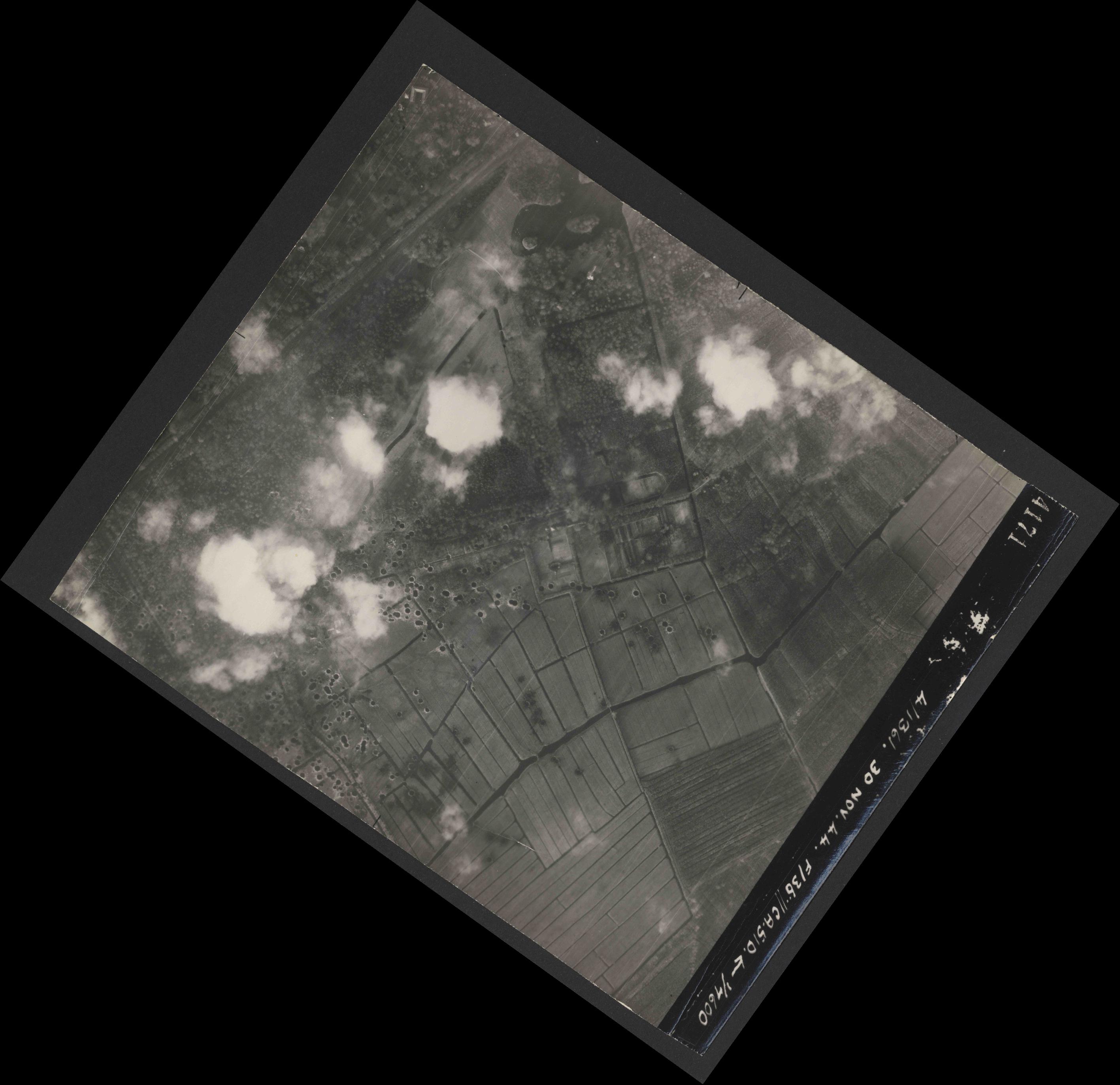 Collection RAF aerial photos 1940-1945 - flight 151, run 04, photo 4171