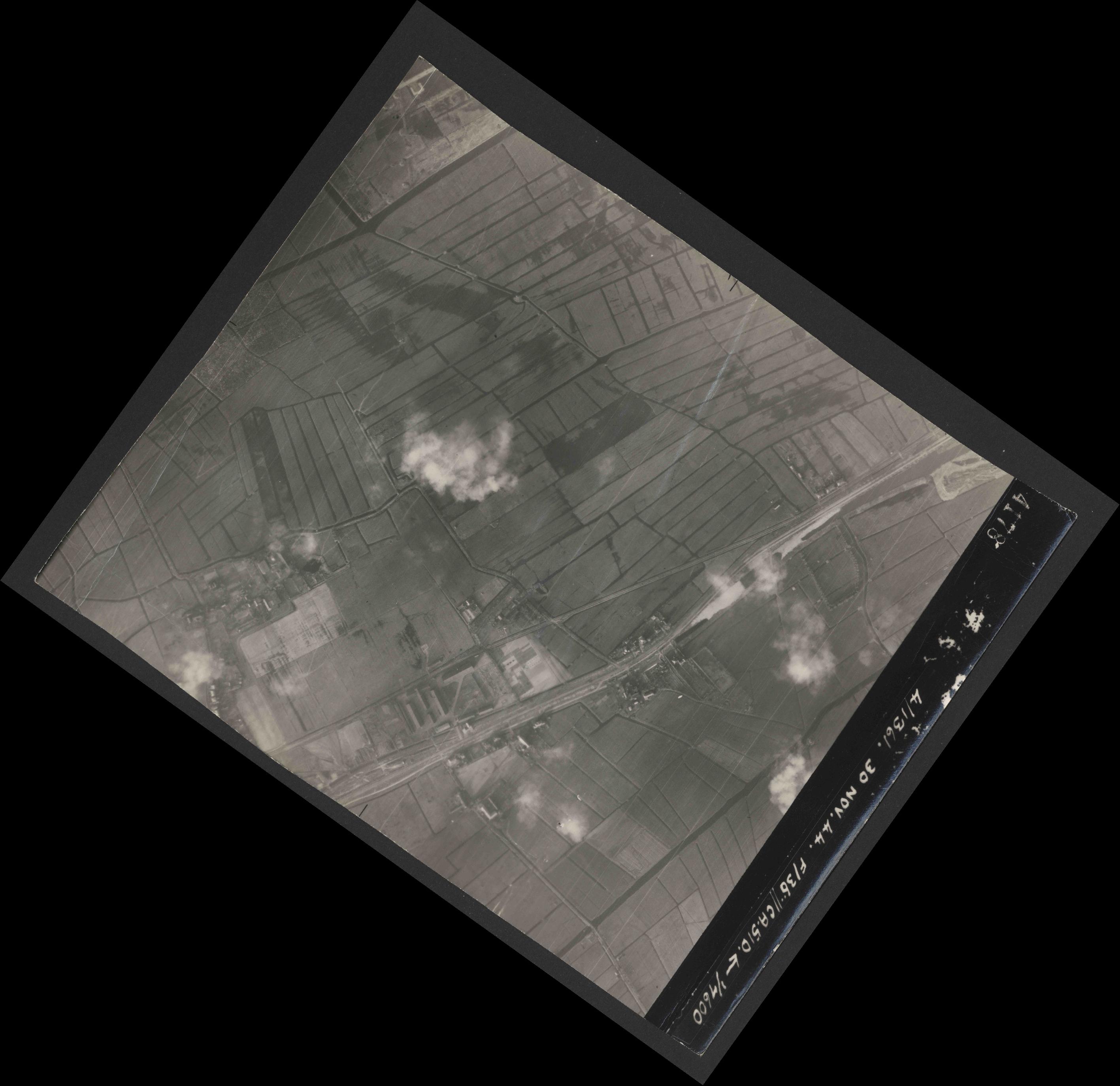 Collection RAF aerial photos 1940-1945 - flight 151, run 04, photo 4178