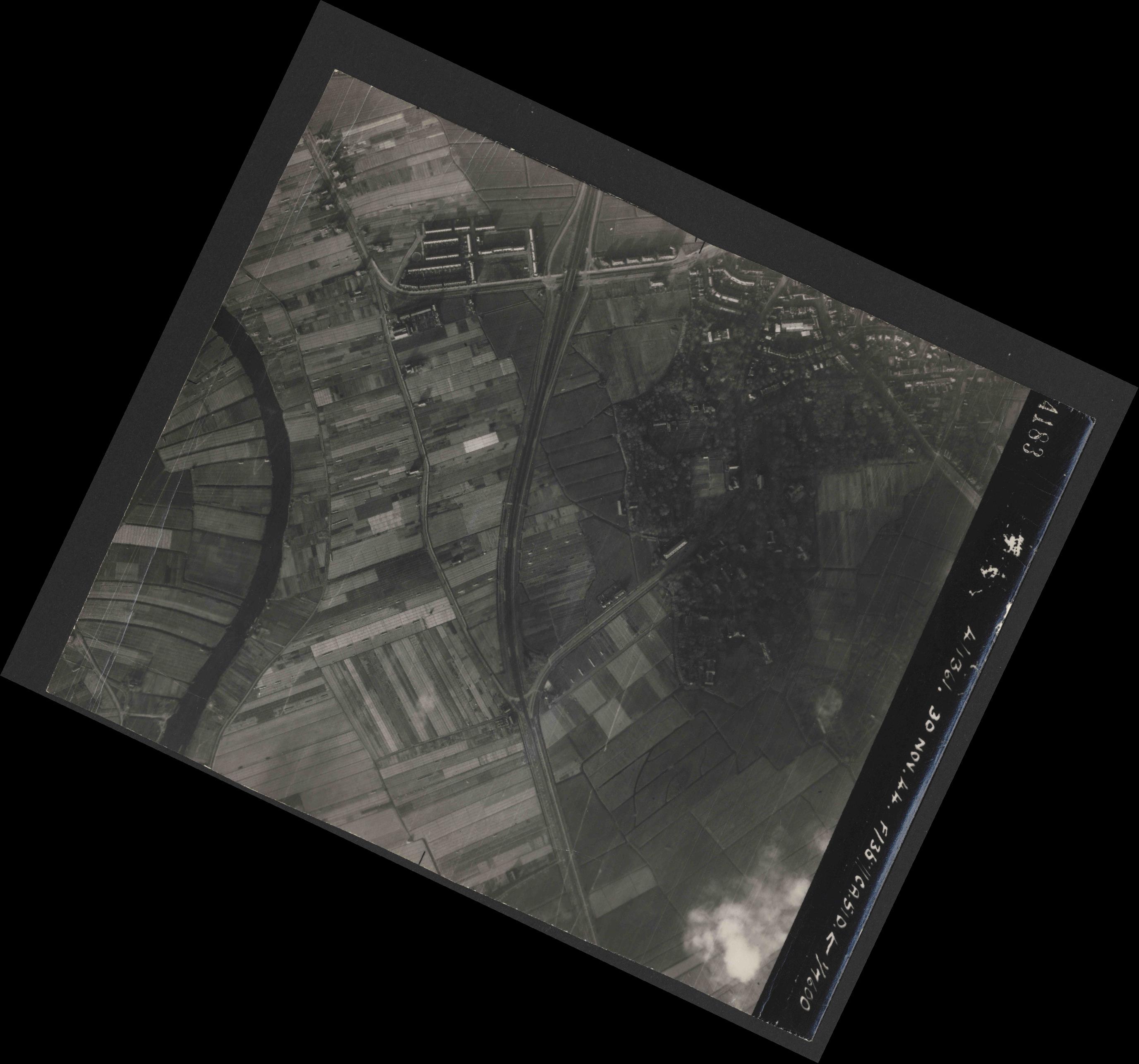 Collection RAF aerial photos 1940-1945 - flight 151, run 04, photo 4183