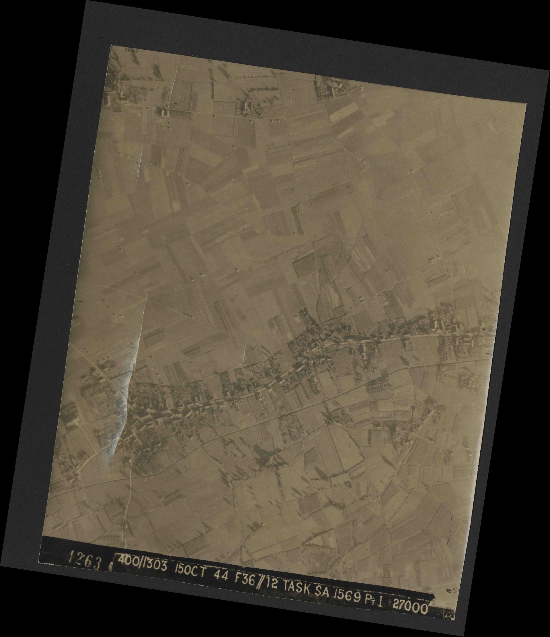 Collection RAF aerial photos 1940-1945 - flight 178, run 22, photo 4263