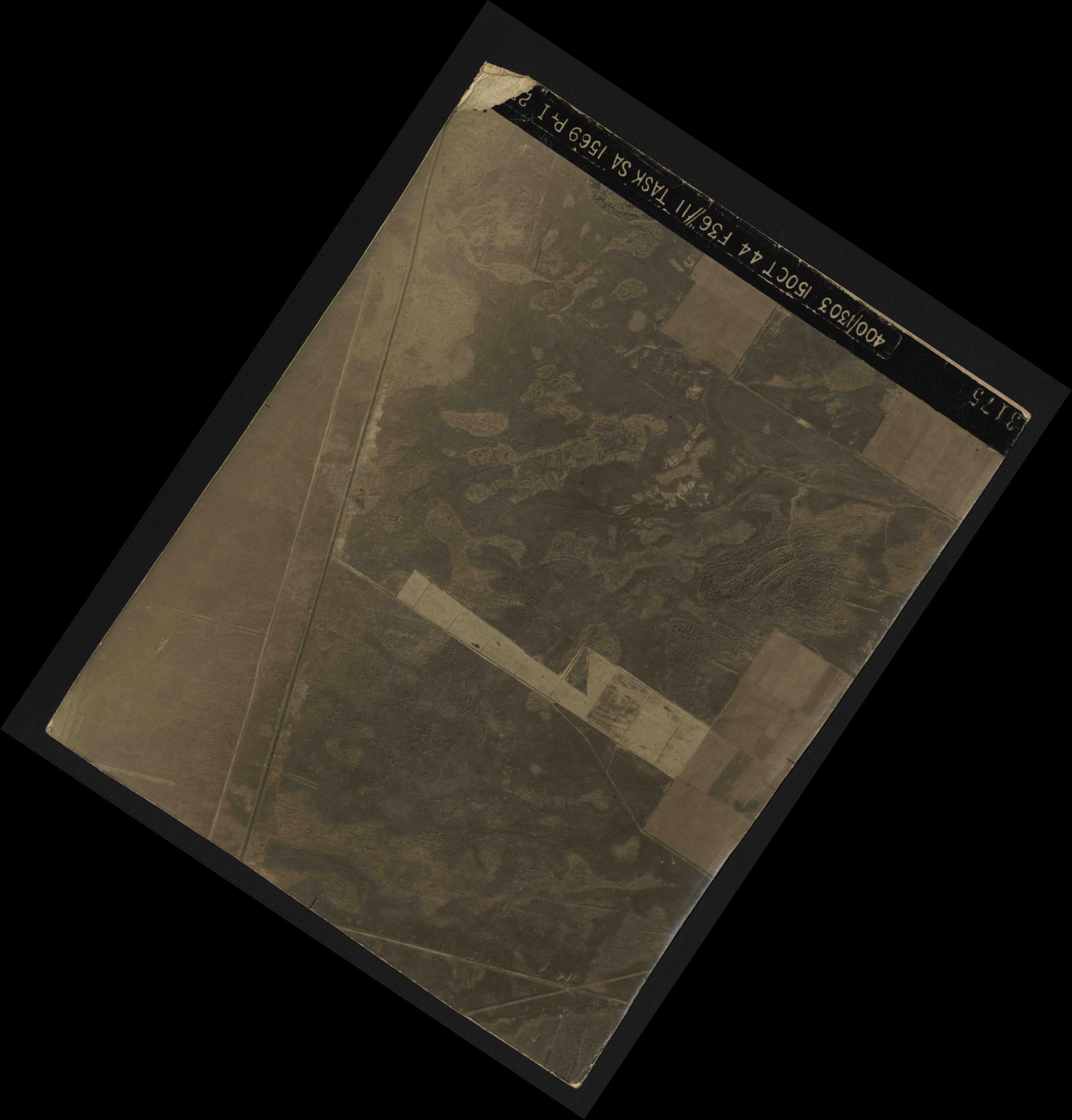 Collection RAF aerial photos 1940-1945 - flight 178, run 23, photo 3175