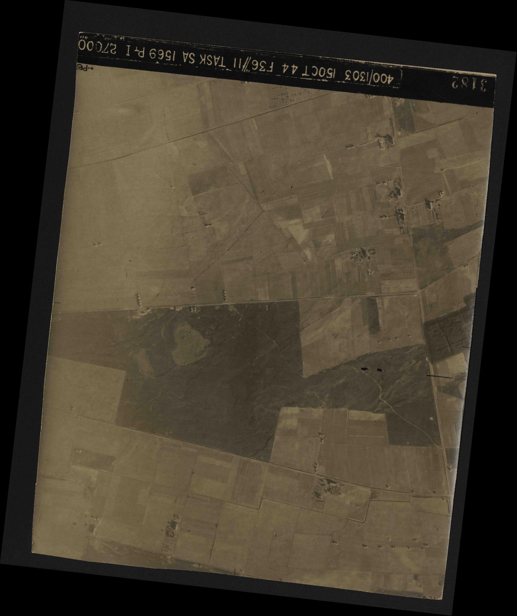 Collection RAF aerial photos 1940-1945 - flight 178, run 23, photo 3182