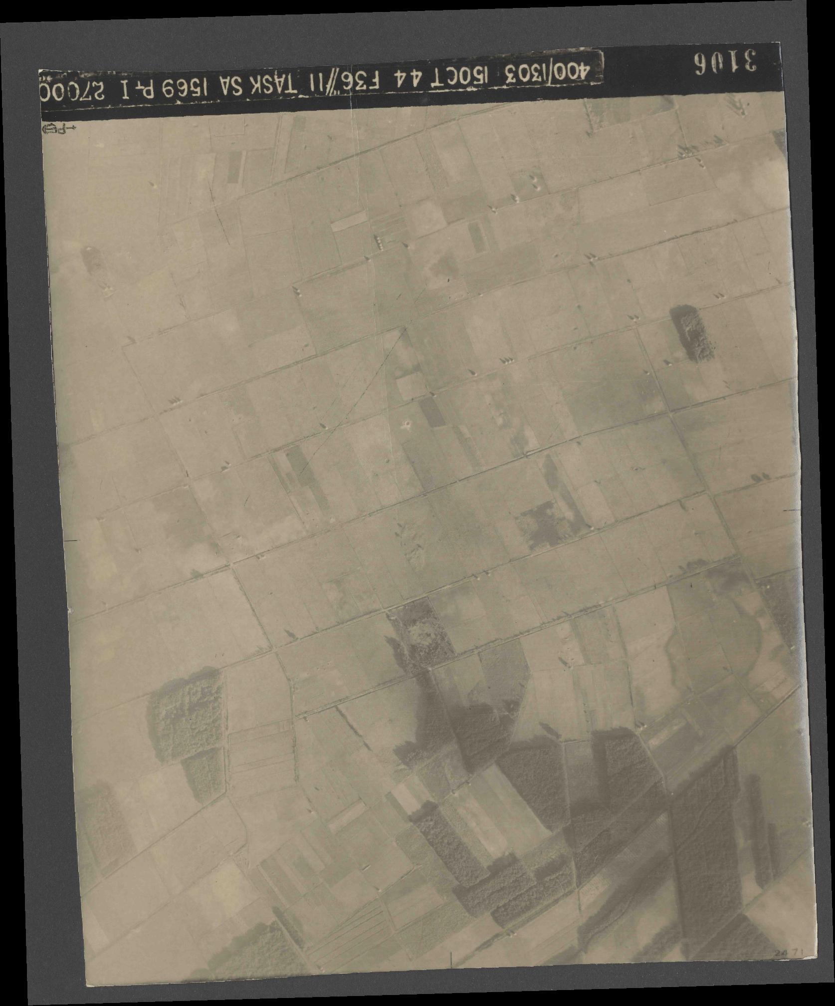 Collection RAF aerial photos 1940-1945 - flight 178, run 32, photo 3106
