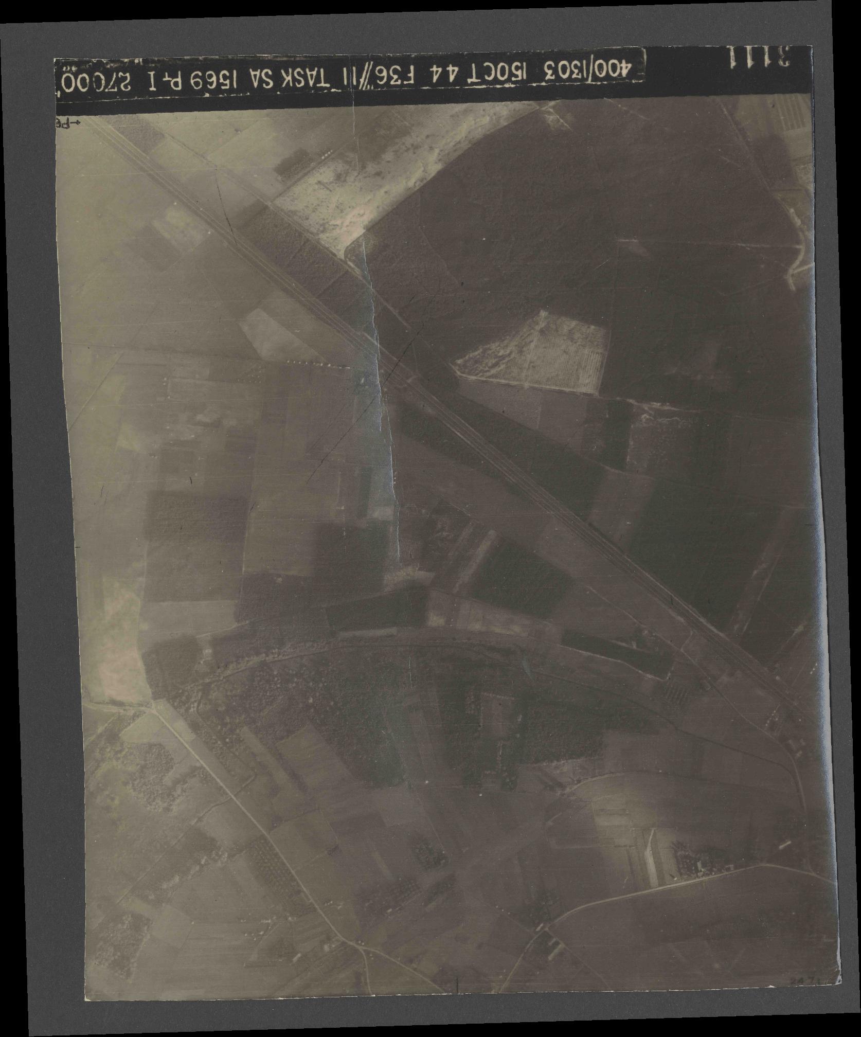Collection RAF aerial photos 1940-1945 - flight 178, run 32, photo 3111