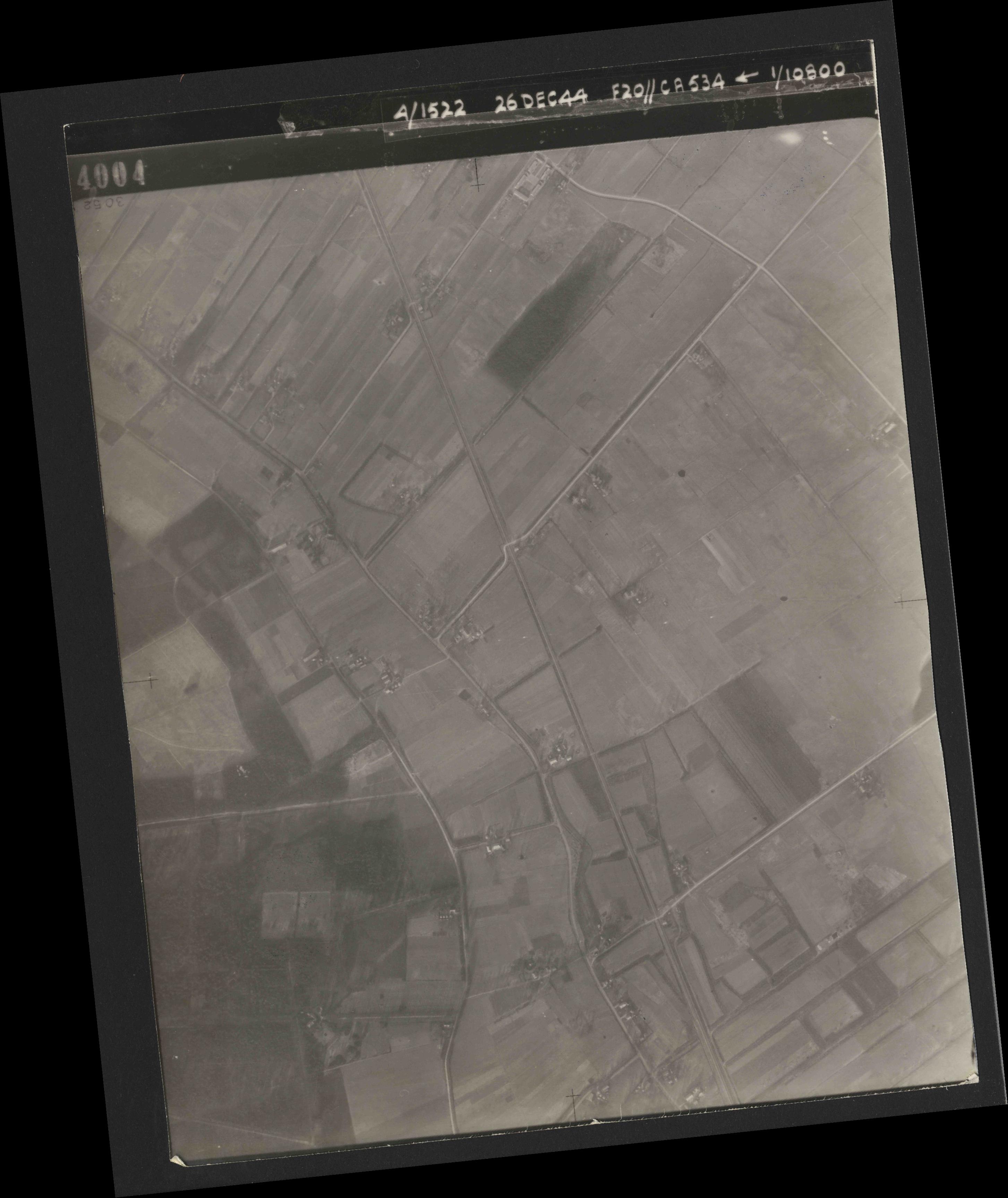 Collection RAF aerial photos 1940-1945 - flight 181, run 09, photo 4004