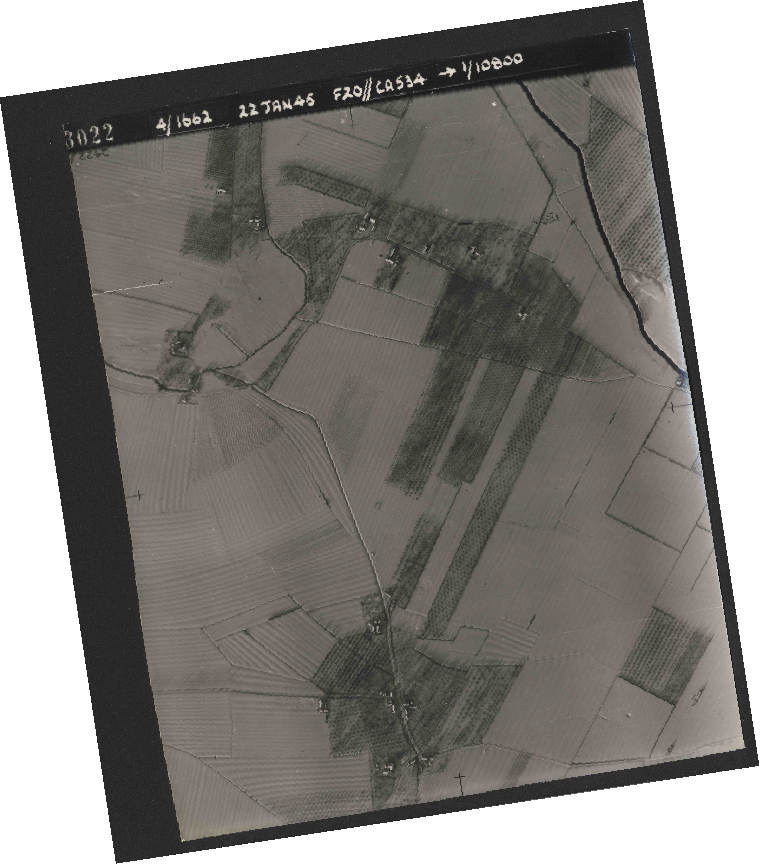 Collection RAF aerial photos 1940-1945 - flight 276, run 06, photo 3022