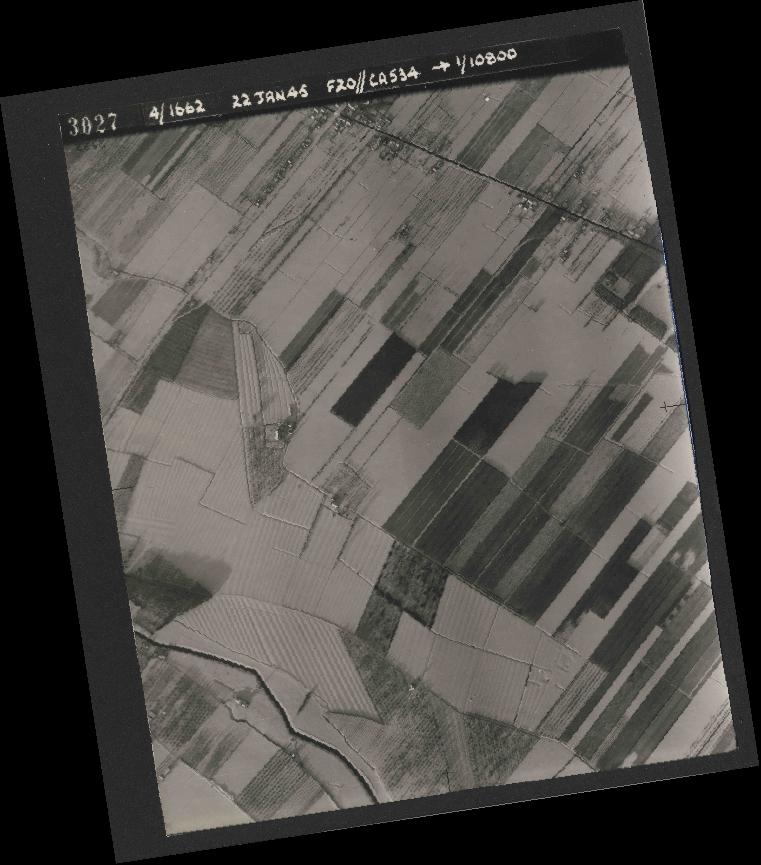 Collection RAF aerial photos 1940-1945 - flight 276, run 06, photo 3027