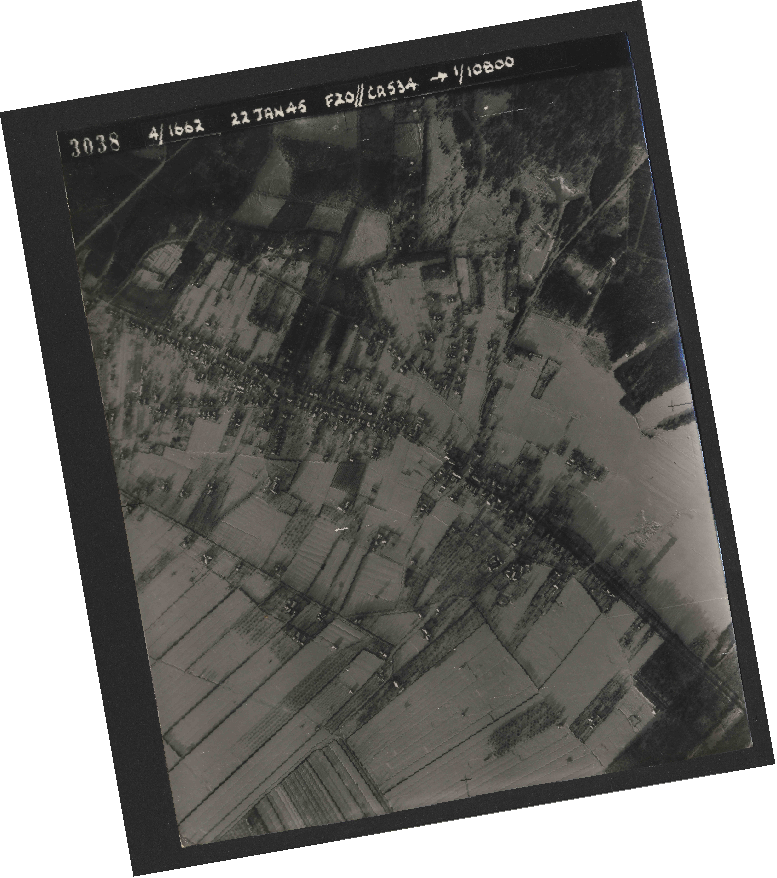 Collection RAF aerial photos 1940-1945 - flight 276, run 06, photo 3038