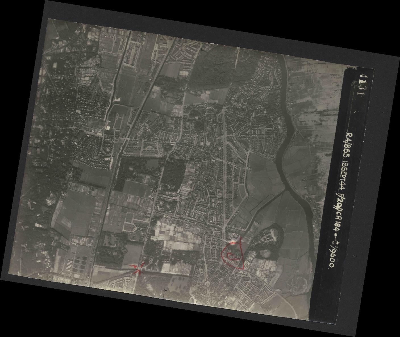 Collection RAF aerial photos 1940-1945 - flight 280, run 06, photo 4131