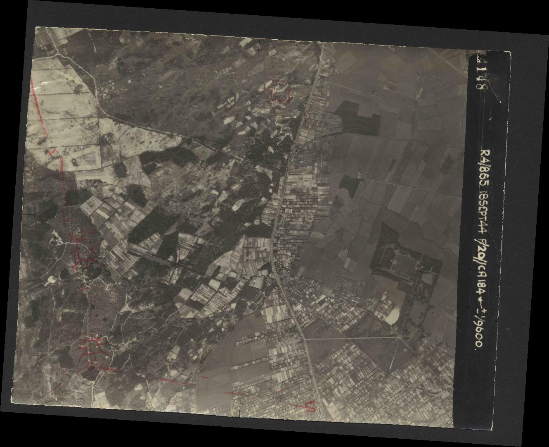 Collection RAF aerial photos 1940-1945 - flight 280, run 06, photo 4148