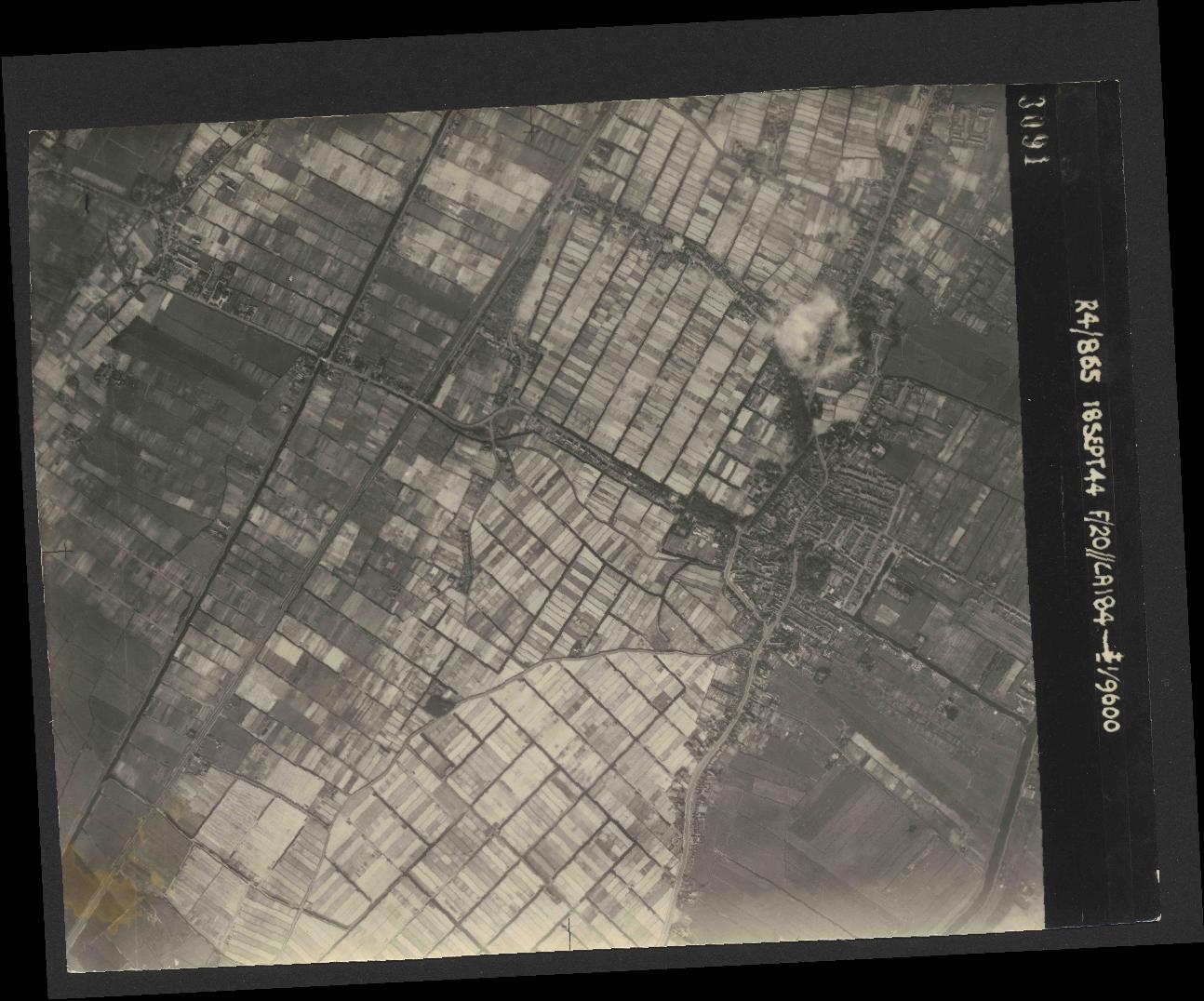 Collection RAF aerial photos 1940-1945 - flight 280, run 08, photo 3091