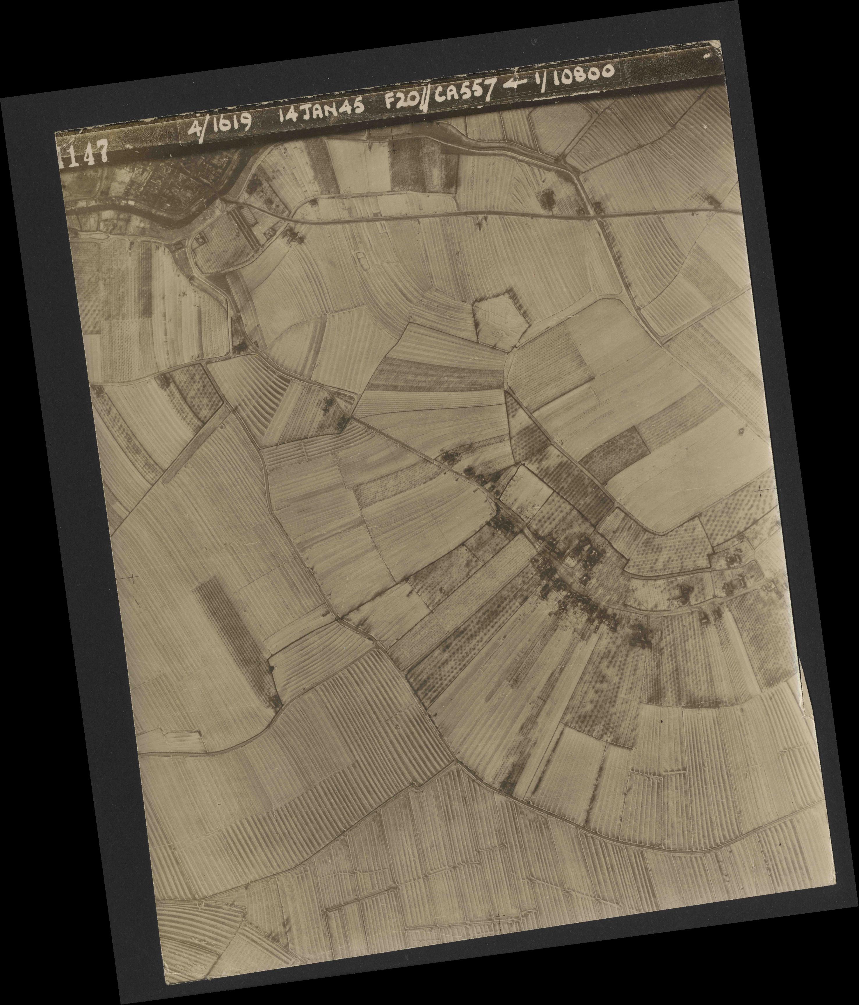 Collection RAF aerial photos 1940-1945 - flight 291, run 01, photo 4147