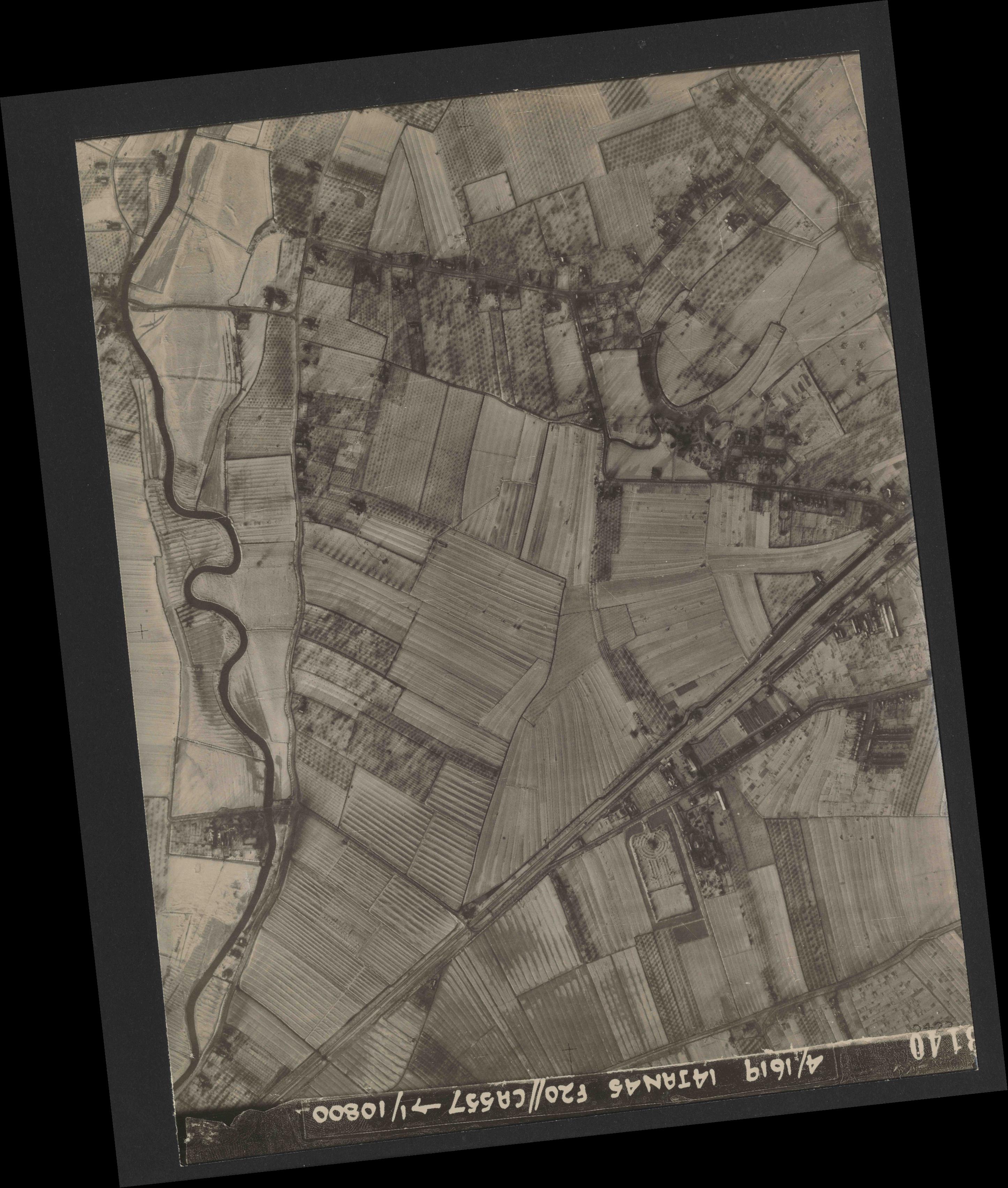 Collection RAF aerial photos 1940-1945 - flight 291, run 03, photo 3140