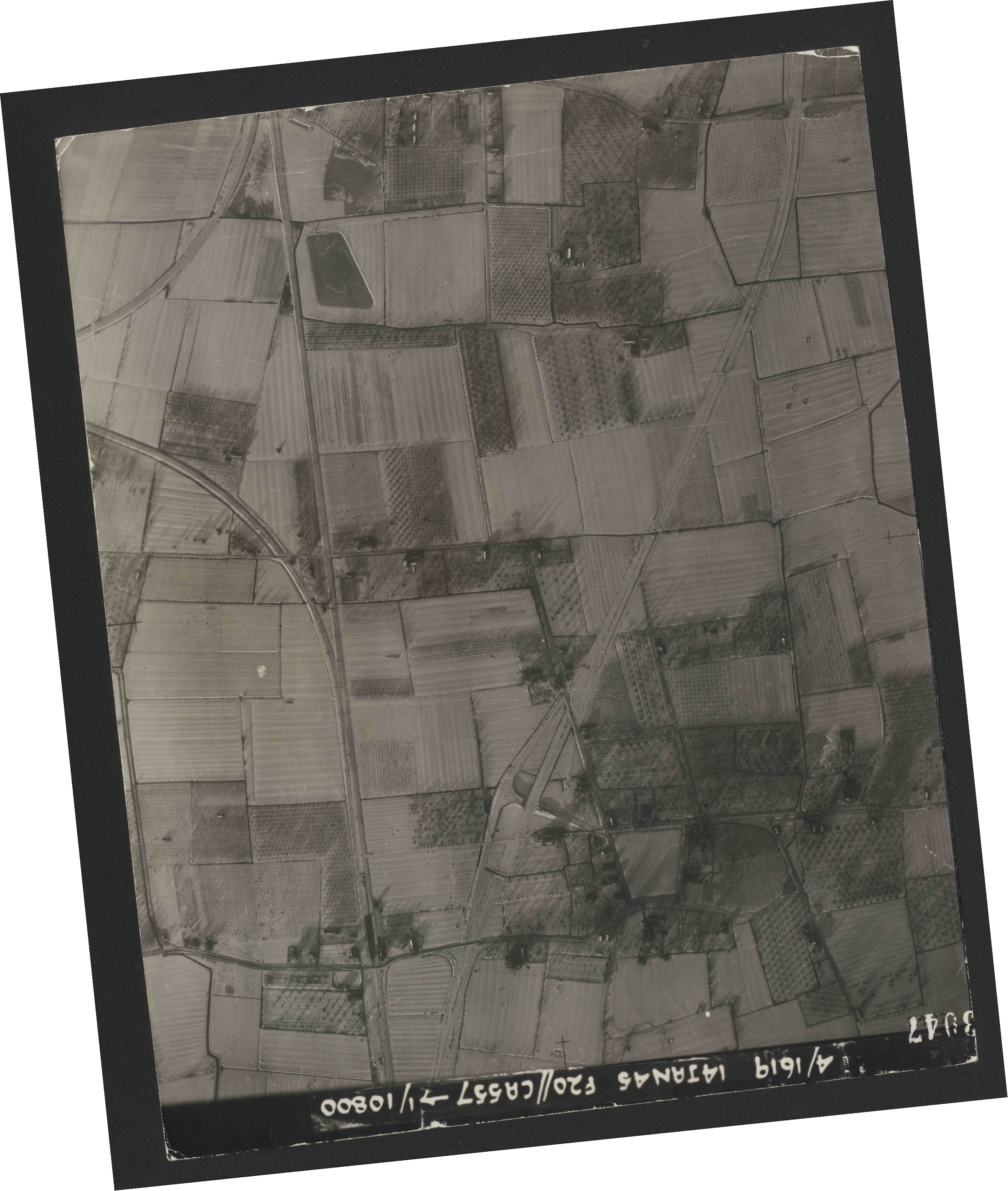 Collection RAF aerial photos 1940-1945 - flight 291, run 04, photo 3047