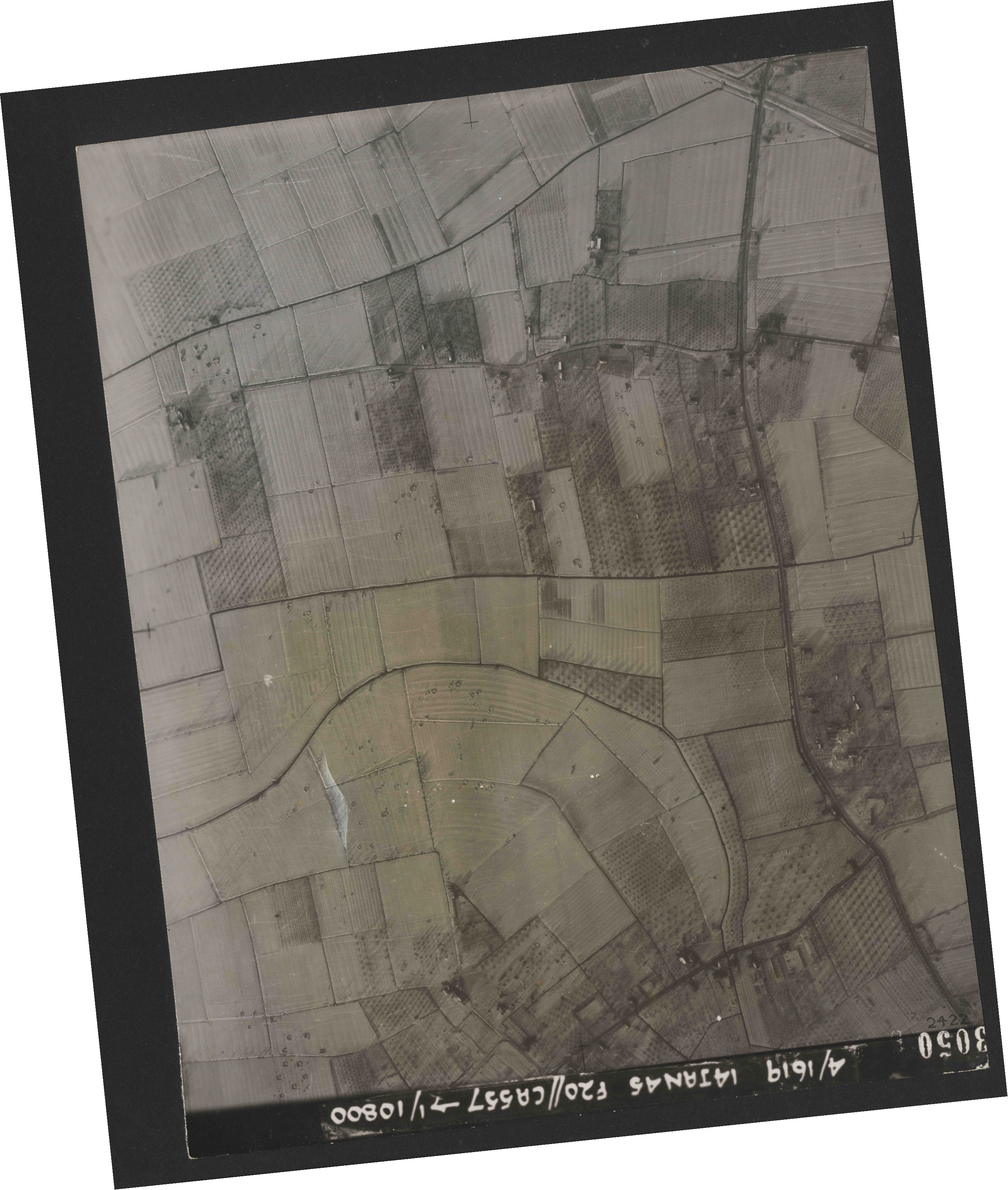 Collection RAF aerial photos 1940-1945 - flight 291, run 04, photo 3050