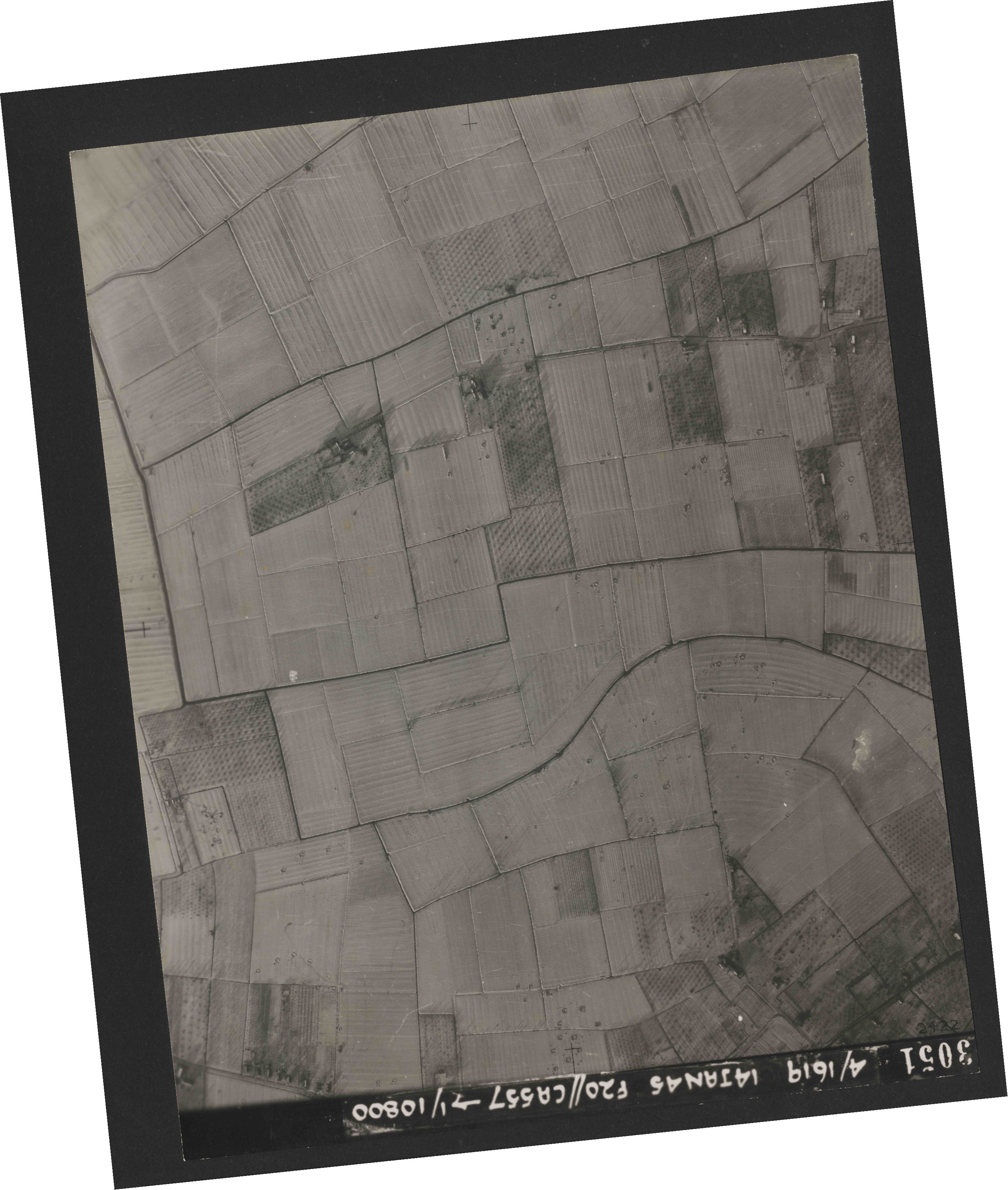 Collection RAF aerial photos 1940-1945 - flight 291, run 04, photo 3051