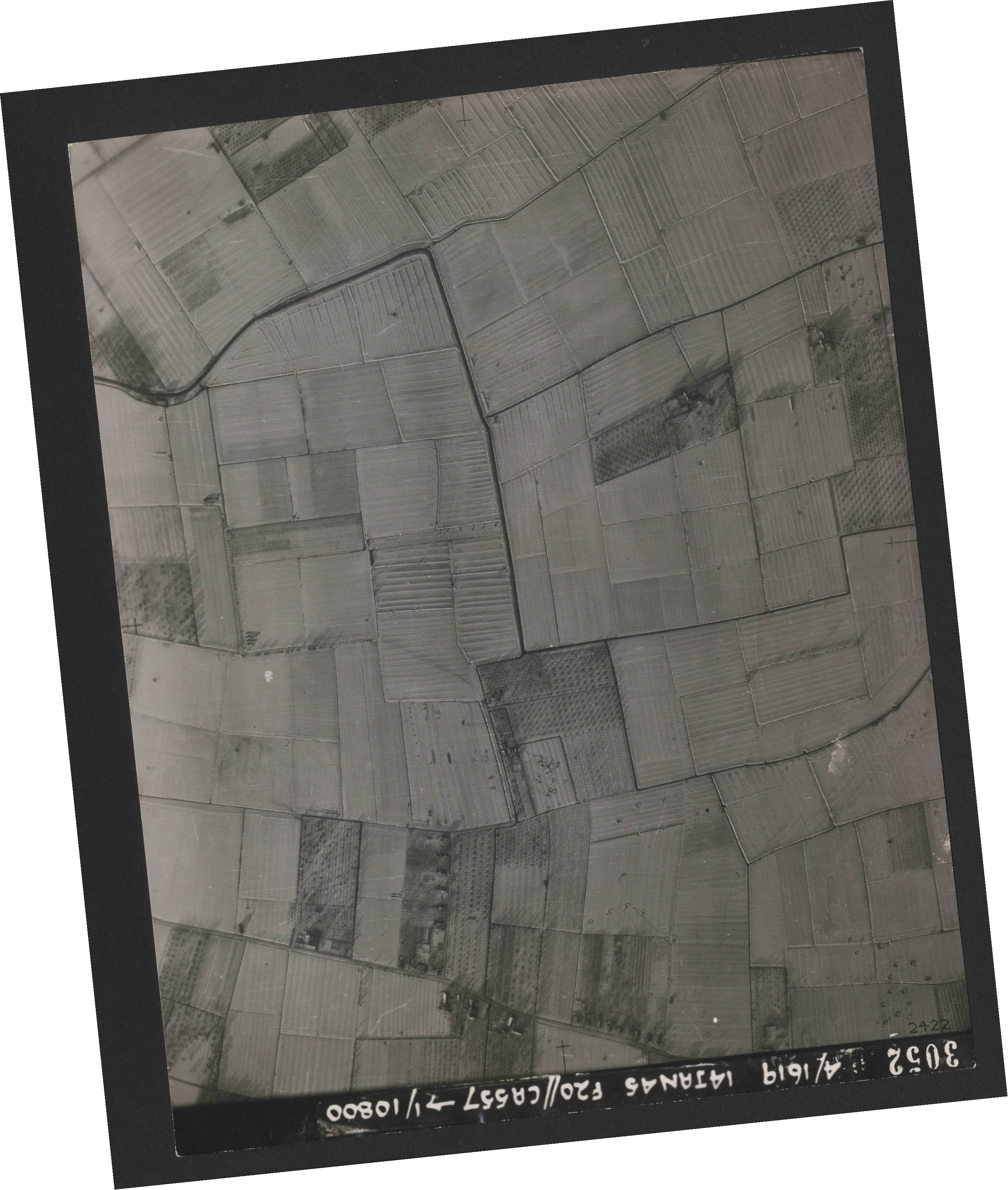 Collection RAF aerial photos 1940-1945 - flight 291, run 04, photo 3052