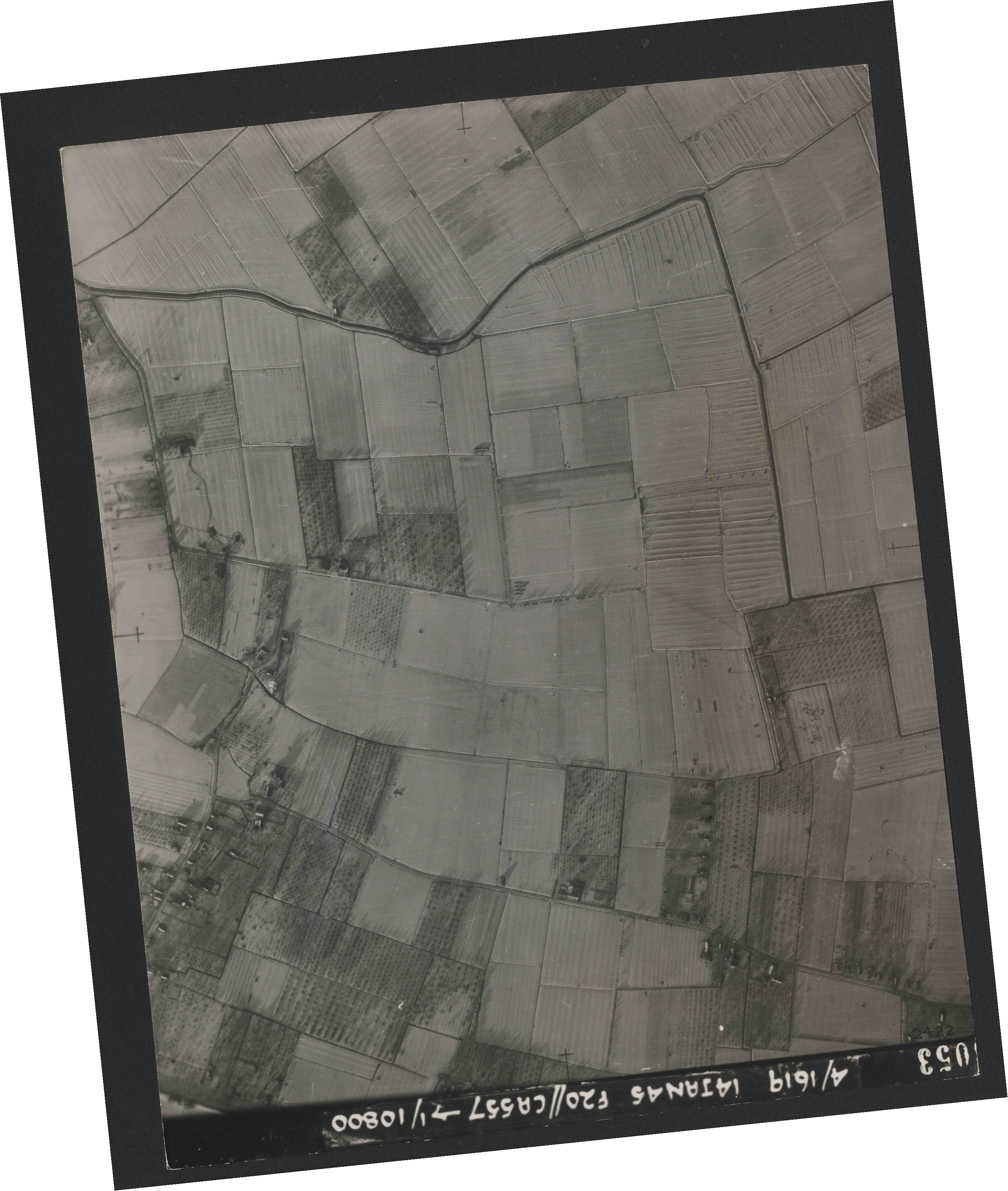 Collection RAF aerial photos 1940-1945 - flight 291, run 04, photo 3053