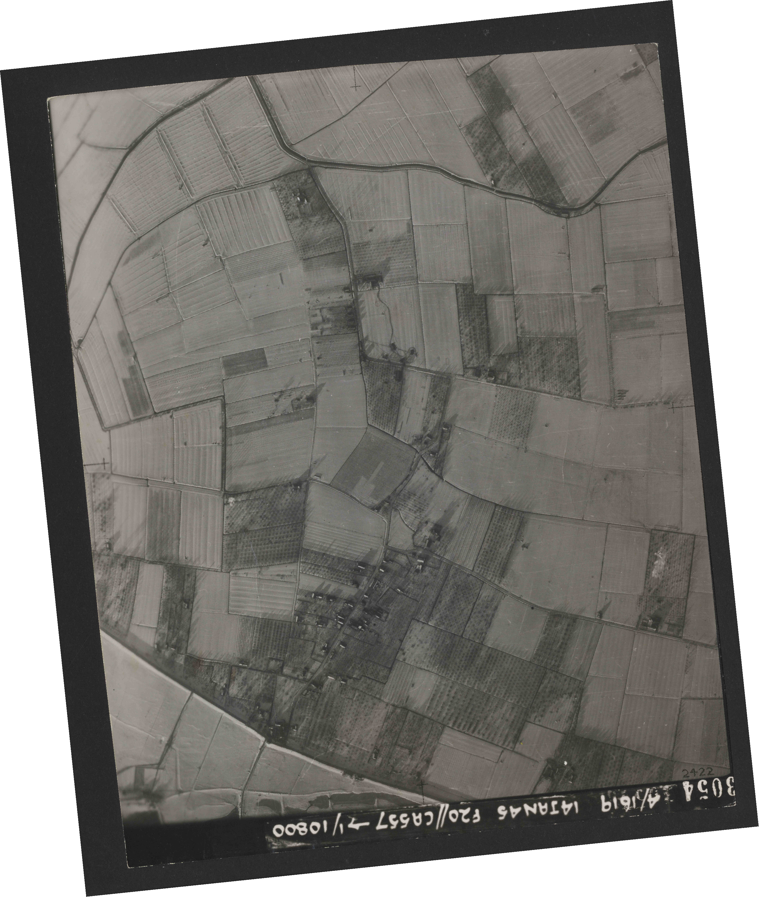 Collection RAF aerial photos 1940-1945 - flight 291, run 04, photo 3054
