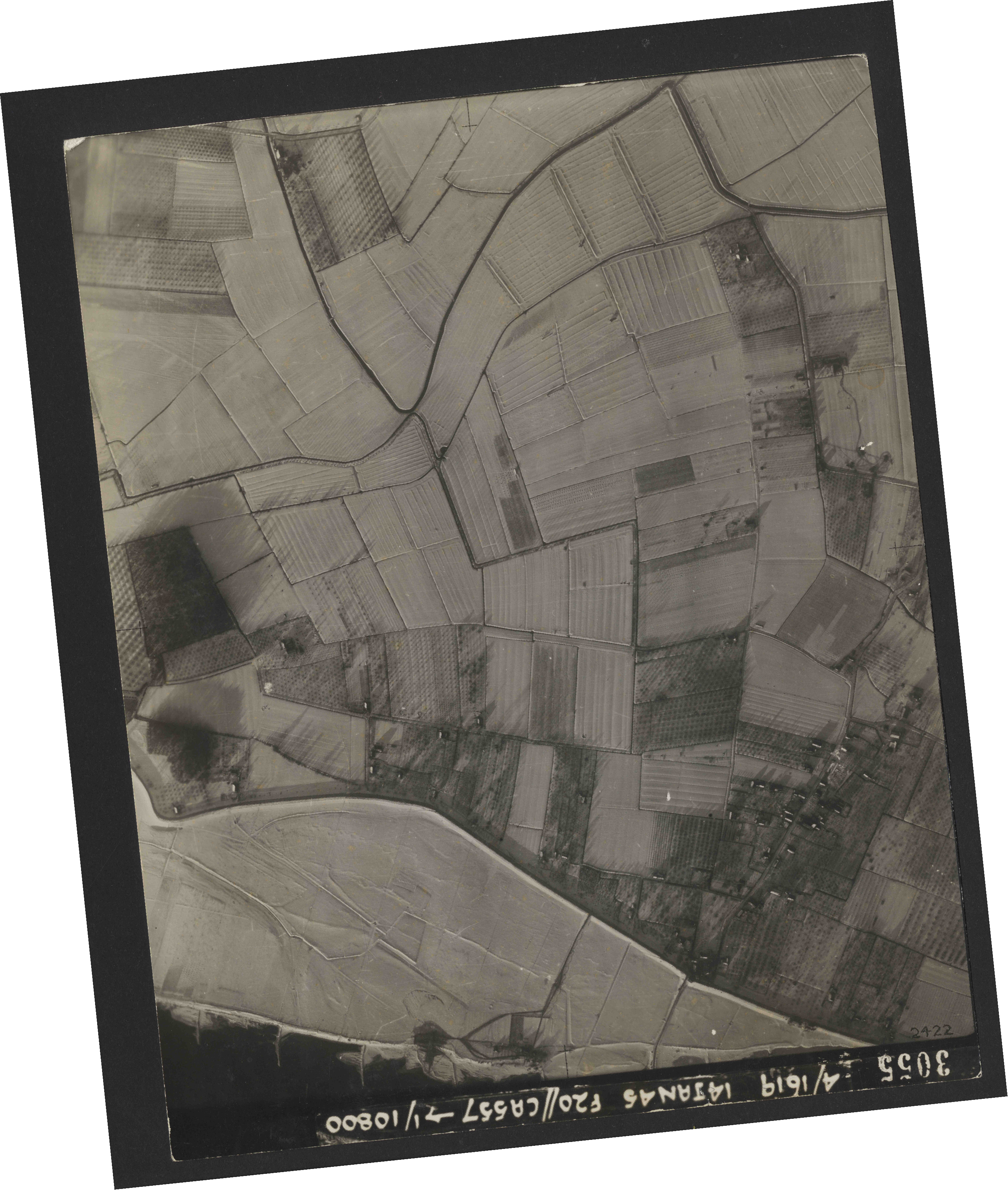 Collection RAF aerial photos 1940-1945 - flight 291, run 04, photo 3055