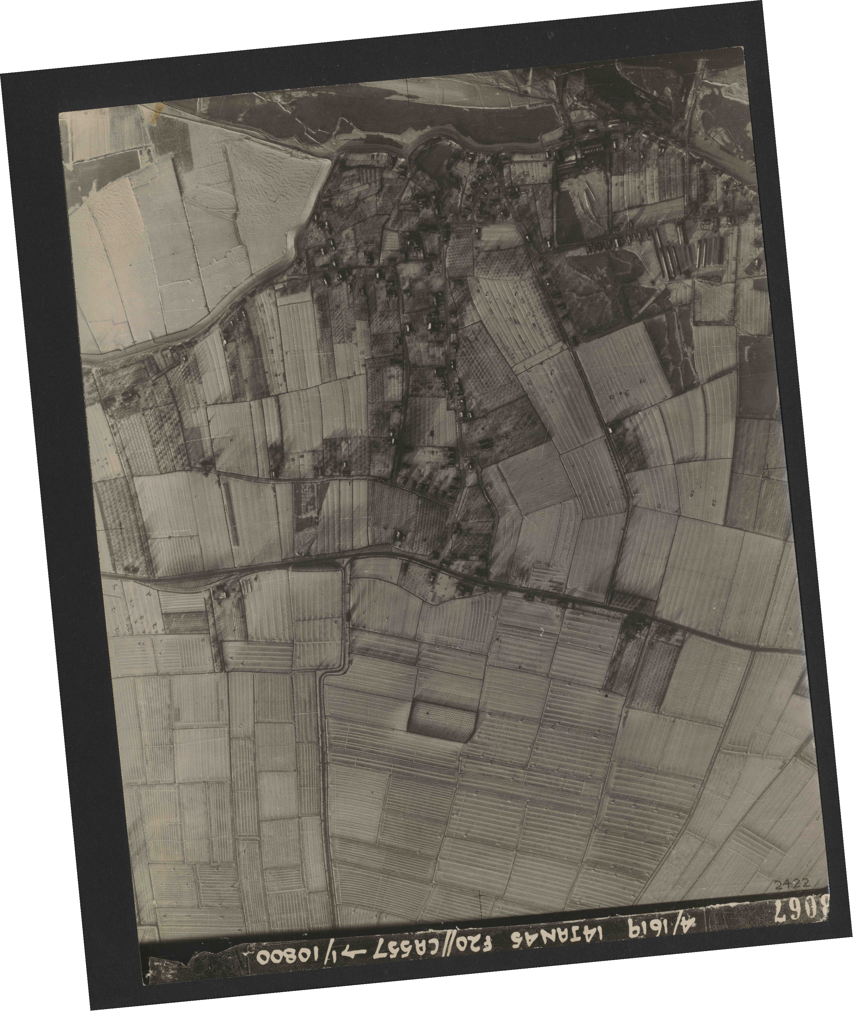 Collection RAF aerial photos 1940-1945 - flight 291, run 04, photo 3067
