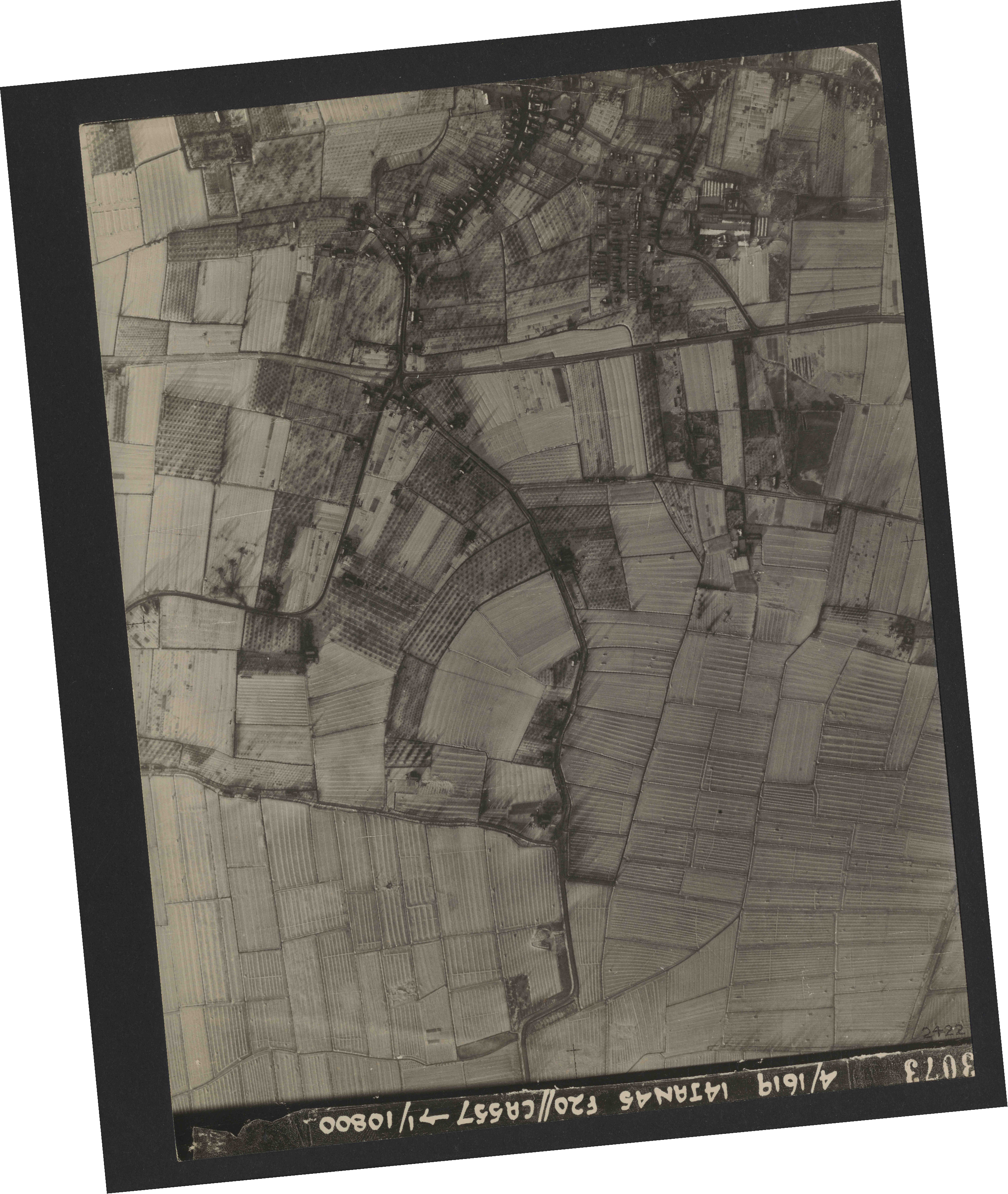 Collection RAF aerial photos 1940-1945 - flight 291, run 04, photo 3073