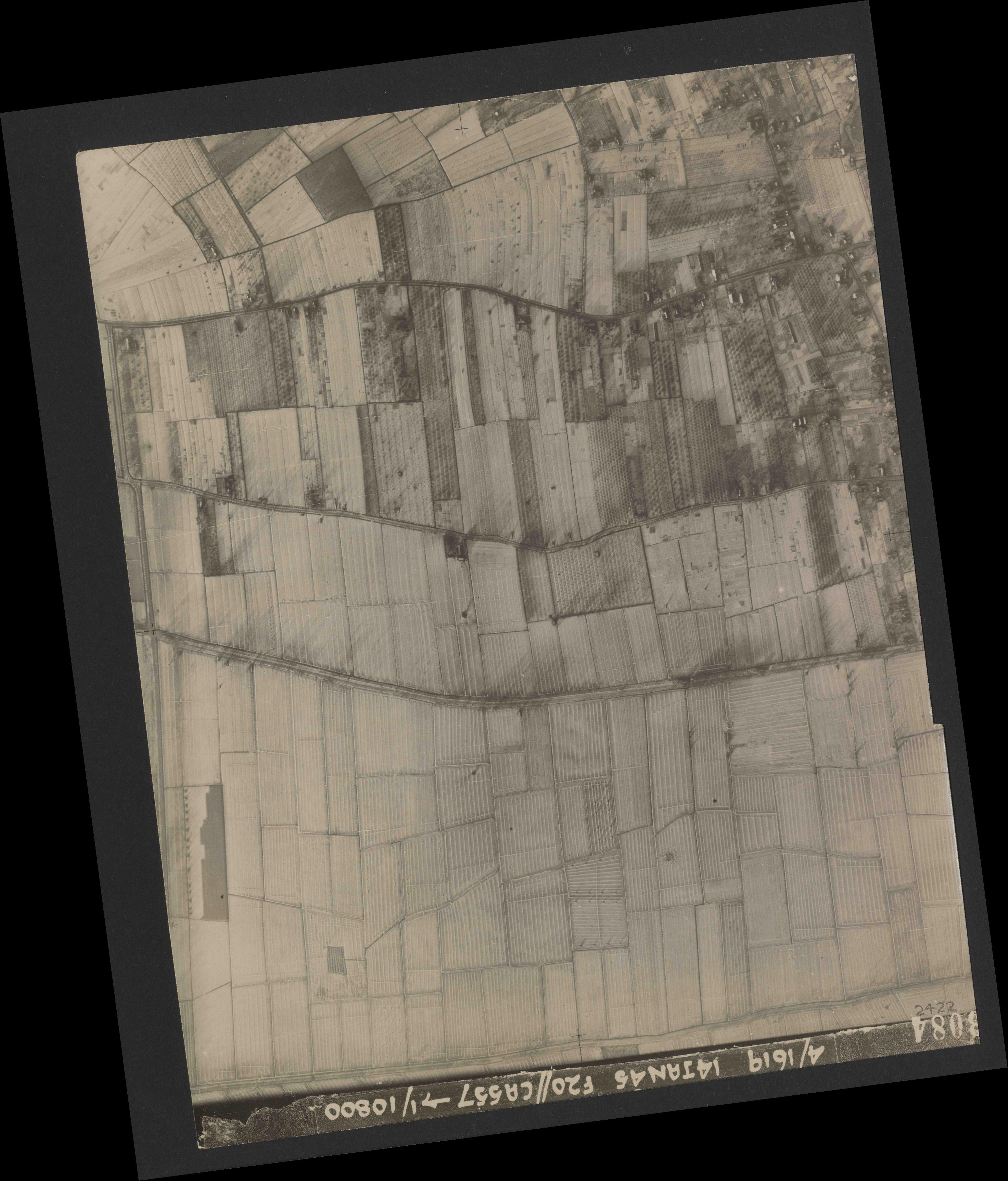 Collection RAF aerial photos 1940-1945 - flight 291, run 04, photo 3084