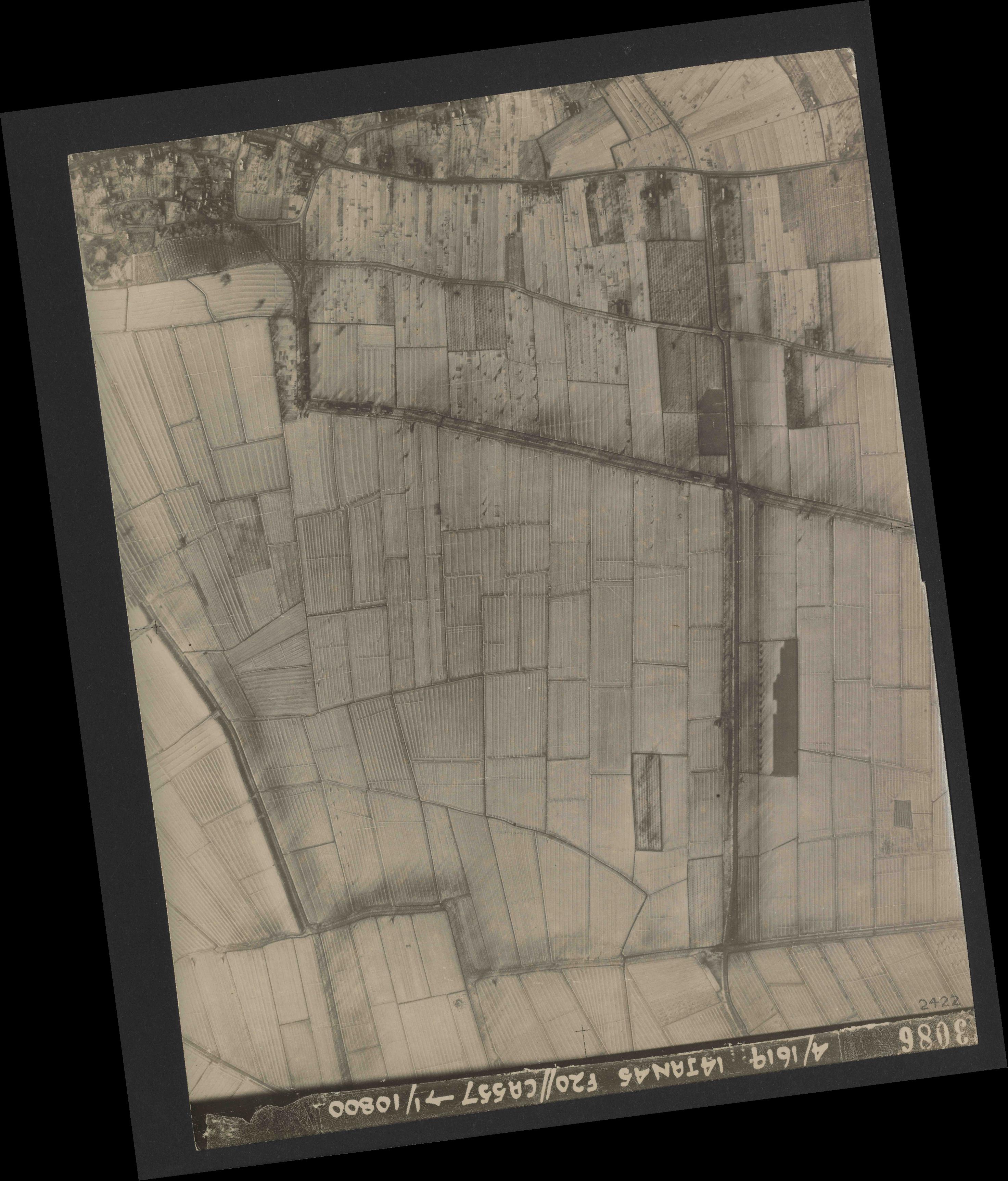 Collection RAF aerial photos 1940-1945 - flight 291, run 04, photo 3086