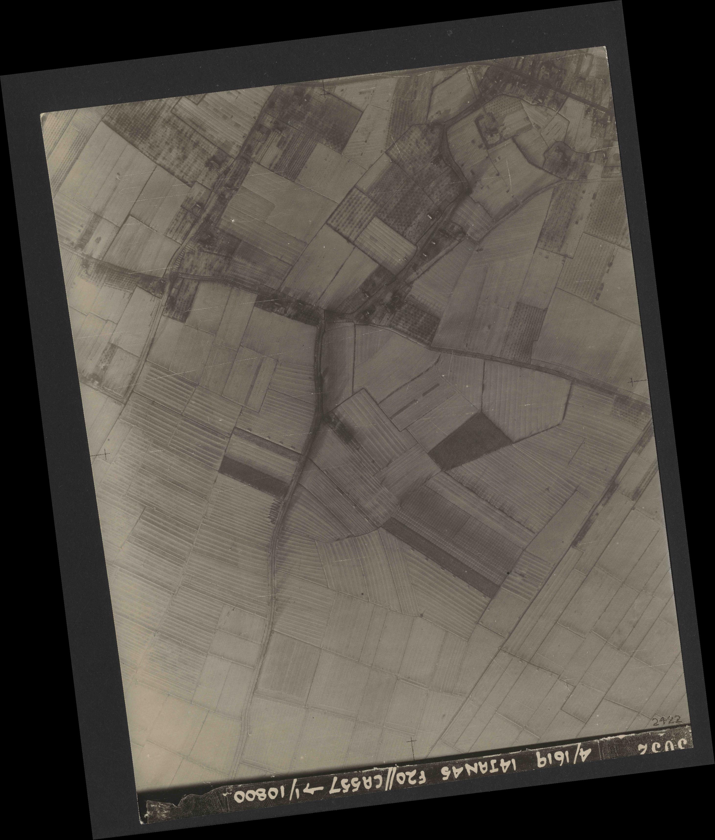Collection RAF aerial photos 1940-1945 - flight 291, run 06, photo 3032