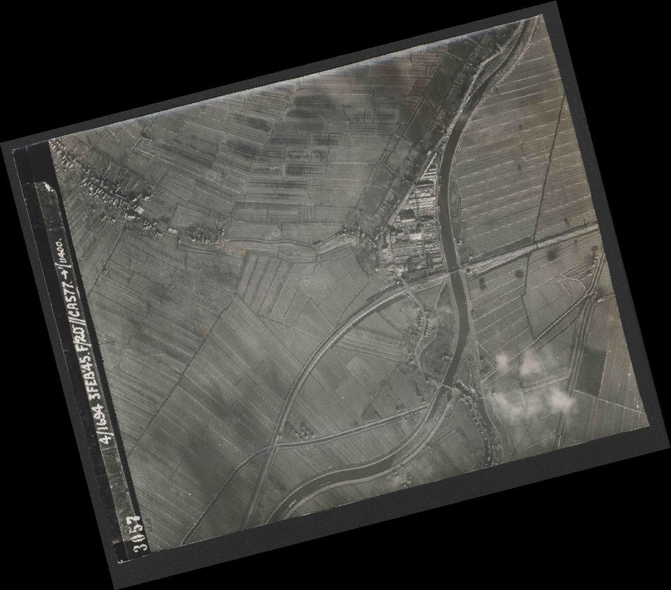 Collection RAF aerial photos 1940-1945 - flight 292, run 03, photo 3057