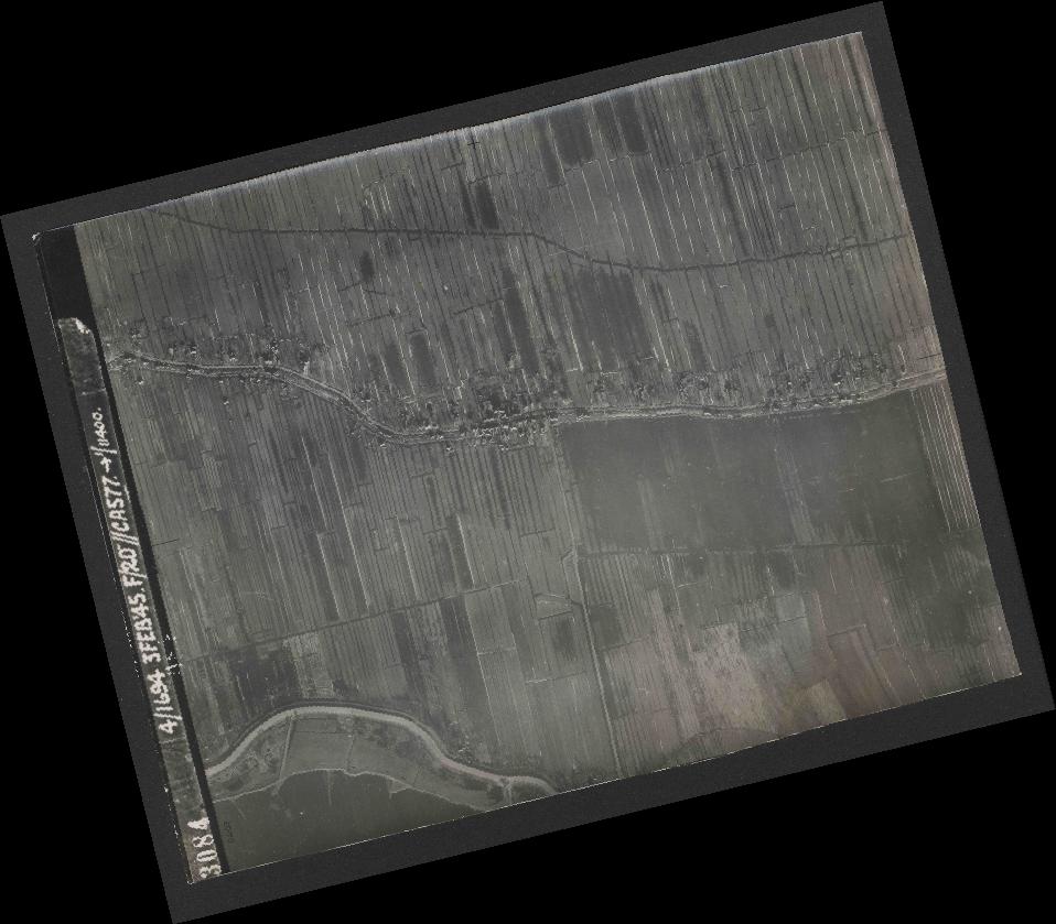 Collection RAF aerial photos 1940-1945 - flight 292, run 03, photo 3084