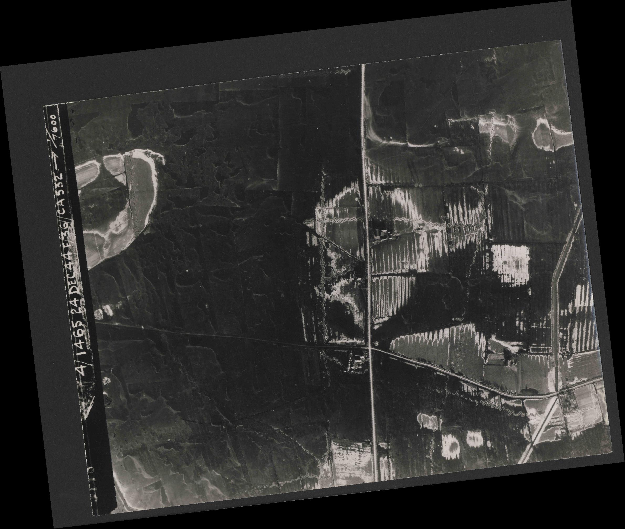 Collection RAF aerial photos 1940-1945 - flight 304, run 01, photo 3118